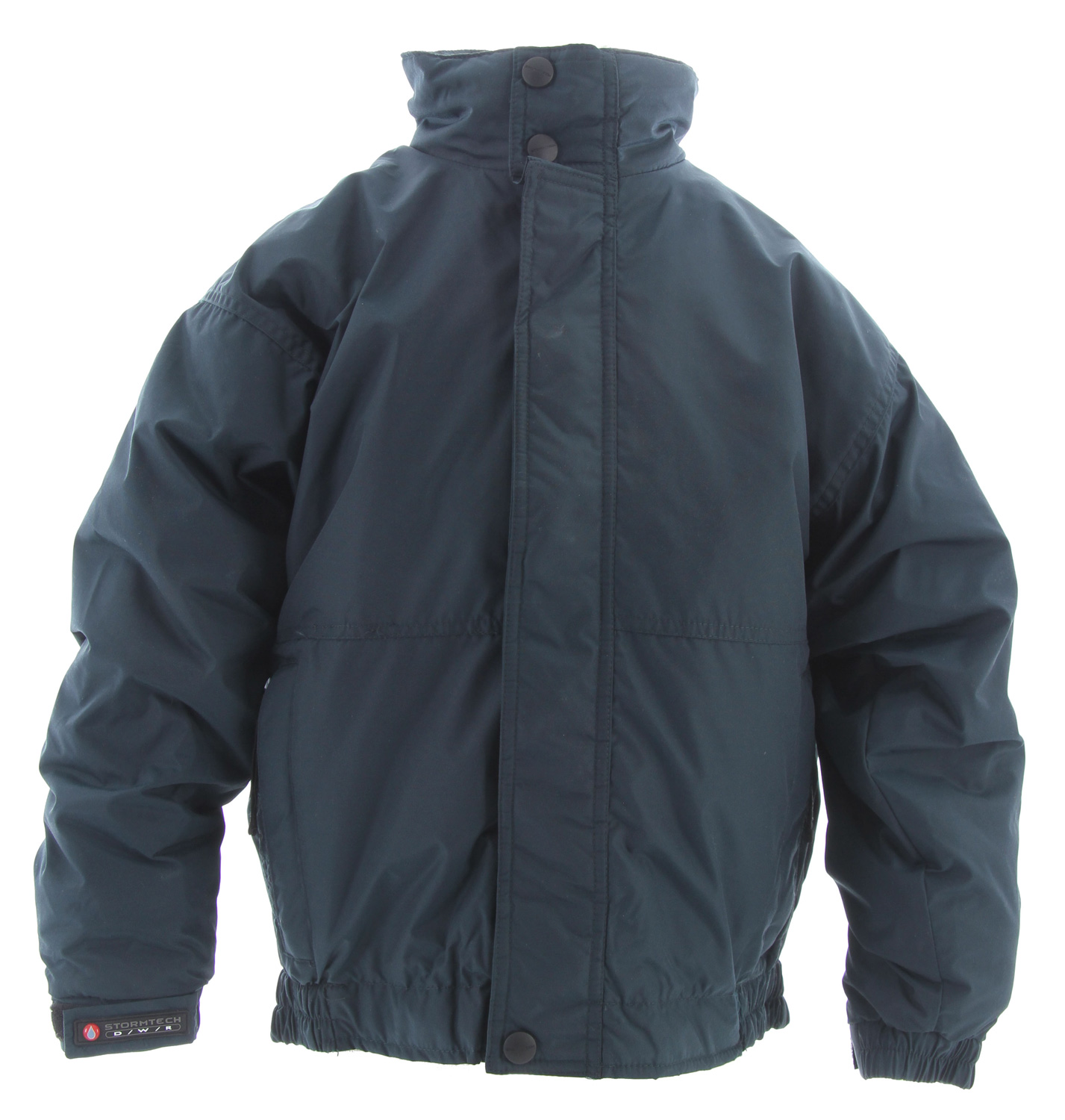 The Youth 3-in-1 jacket adapts to temperatures and conditions for three seasons of the year. The removable fleece liner has a ribbed hem and cuff, so it looks cool worn on its own and adds an extra measure of protection.Key Features of the Stormtech Explorer 3-in-1 Jacket: Durable STORMTECH DWR 100% Nylon Tactile Wind and Water Resistant Outer Shell 100% Anti-Pill Polyester Polar Fleece Zip-In/ Zip-Out lining Full-Length External Draft Flap Stand-Up Storm Collar on lining and Shell Relaxed-Fit Waistband Adjustable Cuffs with Velcro Closure Front Zippered Security Pockets - $32.95