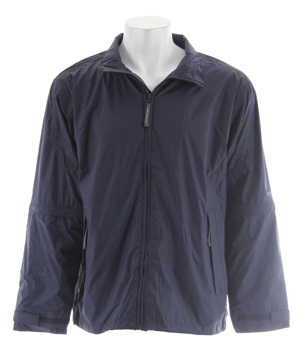 Entertainment Stormtech Nautilus Storm Jacket Navy/Navy - $35.95