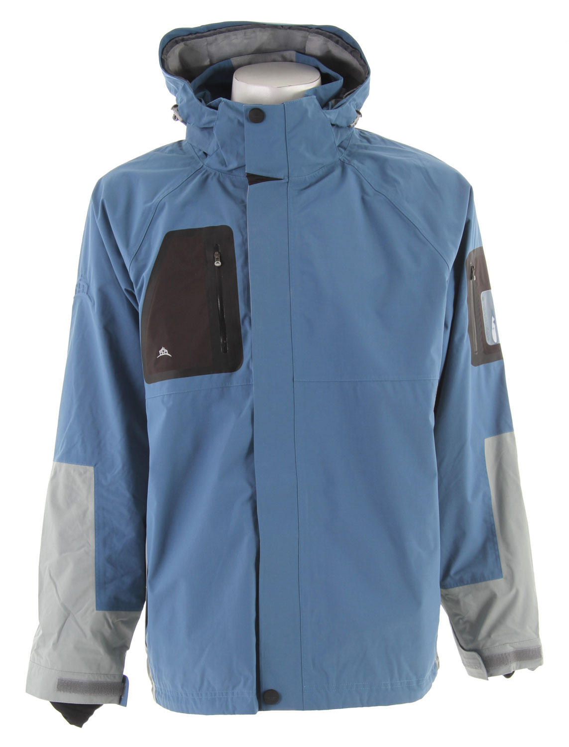Entertainment For extreme performance, the Triton h2xtreme Shell comes fully loaded with a waterproof/breathable outshell, sealed seams, and ultimate mobility. This jacket is ready for making some serious turns at the mountain.Key Features for the Stormtech Triton h2xtreme Shell Jacket: 10,000mm waterproof 5,000g/m2 breathability Extreme Performance, Fully Seam-Sealed, Waterproof/Breathable Outer Shell Laser-Cut and Bonded Chest & Bicep Pockets with Waterproof Zippers Laminated Front Placket, Cuff Tabs & Hood Brim Transparent ID Pass-Pocket on Left Bicep Detachable, Adjustable, Hood Napoleon Pocket with Audio Port Extra Long Pit-Zips with Snow-Guard Mesh Adjustable Single-Hand Drawcords - $89.95