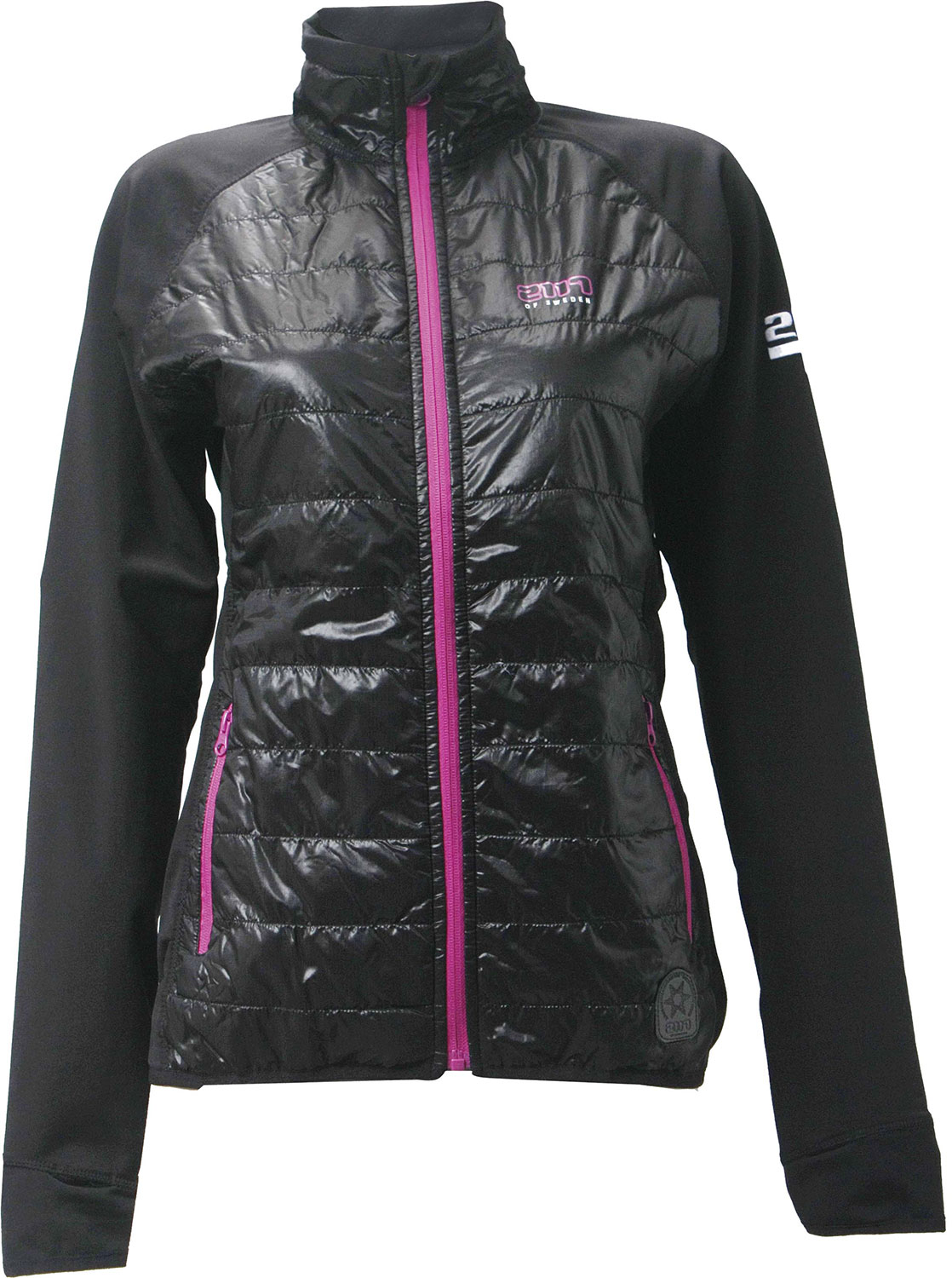 Wear it on cool fall days or layer it under a shell when things get really cold. The Smaland Hybrid has power fleece stretch fabric under and down the arms for fantastic range of motion and comfort while the bodice is lighted insulated and quilted for added warmth. This combination gives the Smaland Hybrid Jacket the look that you just got off the trail and yet you will look like you are ready for dinner out with friends, now that is versatility.Key Features of the 2117 Smaland Jacket: 8,000mm Waterproof 3,000g Breathability Sporty down jacket Two side pockets Elastic trimming in sleeve end, hood and waist 80/ 20 down of European first class qulity Wind and water resistant - $43.95