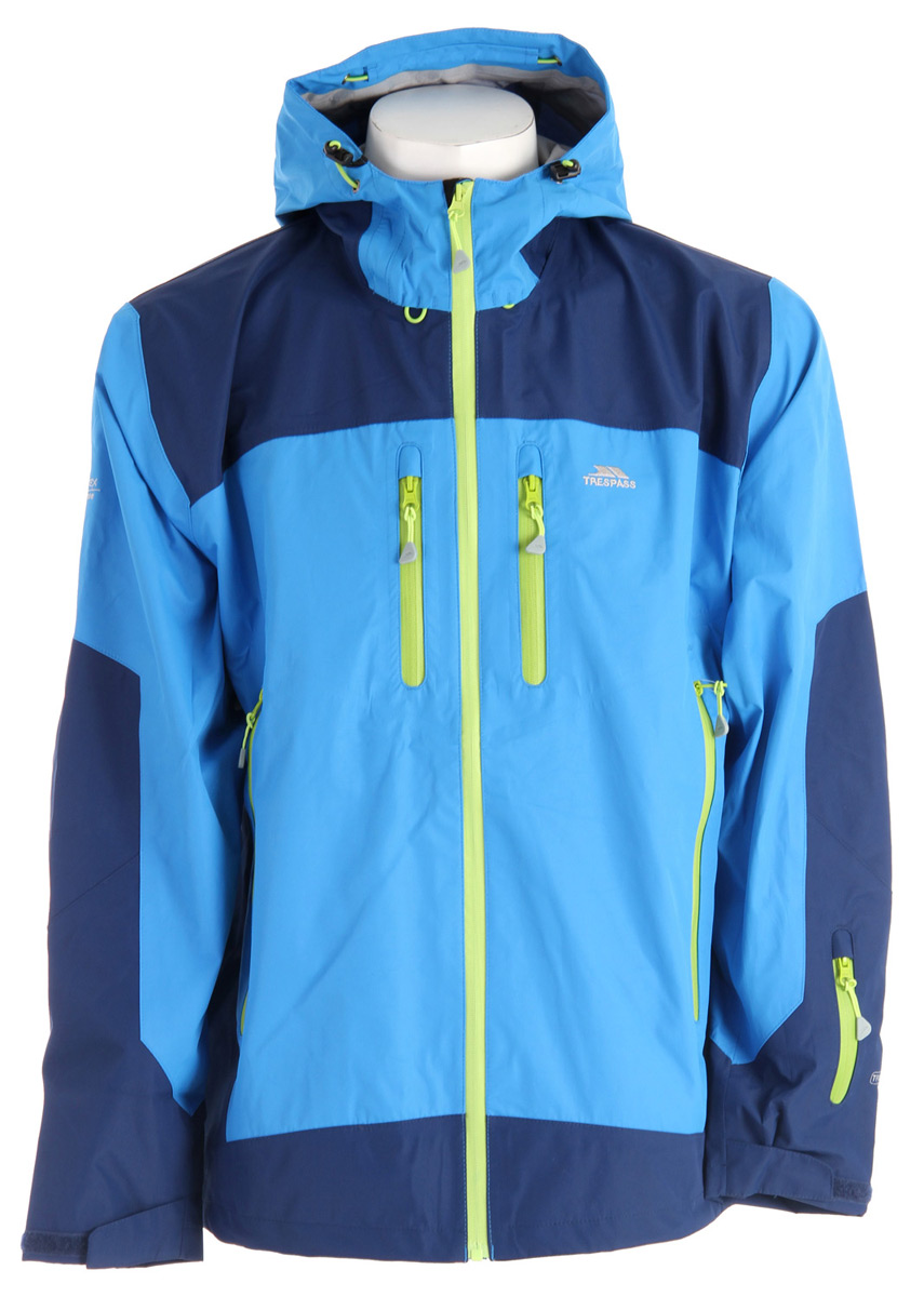 Trespass Biagio Jacket Cobalt - $101.85