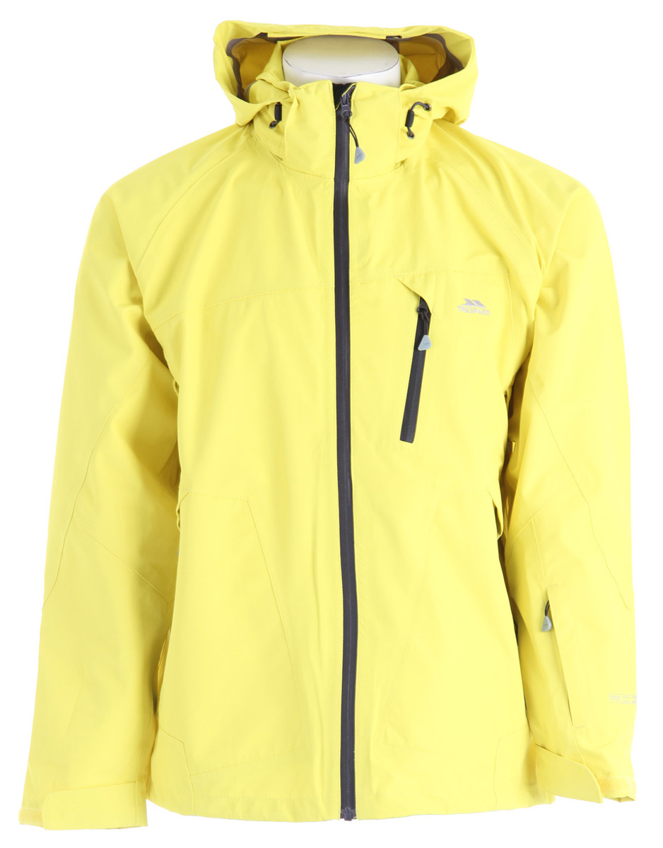 Trespass Zachariah Jacket Limone - $84.95