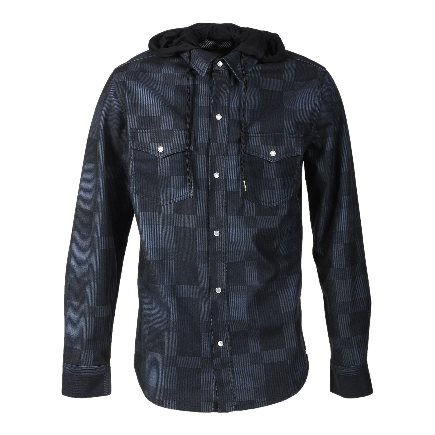 Surf Key Features of the Volcom Dallas Flannel Jacket: Bonded Flannel With Poly Mesh Backing Jersey Hood Standard Fit Stone Woven Label Volcom Pistol Embroidery - $74.95
