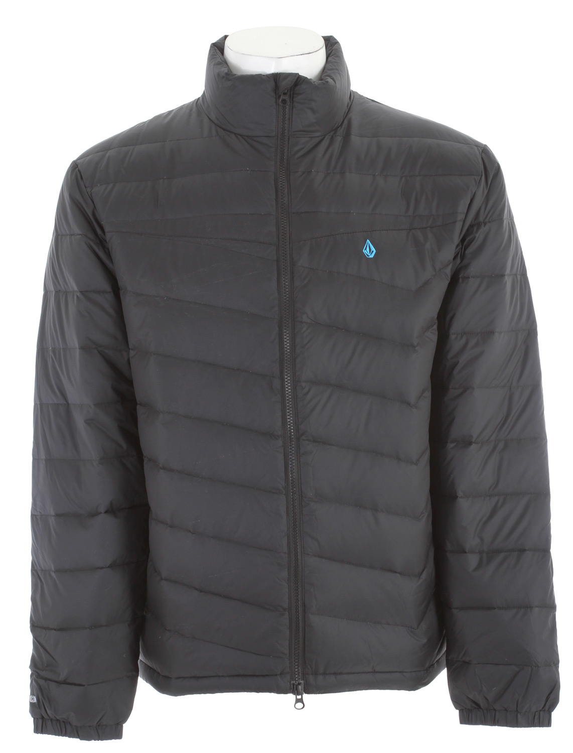 Surf Key Features of the Volcom Puff Puff Give Jacket: Pocket Packable Puff Jacket with duck down fill Core collection 100% Nylon Ripstop w/ Duck Down Fill - $95.95
