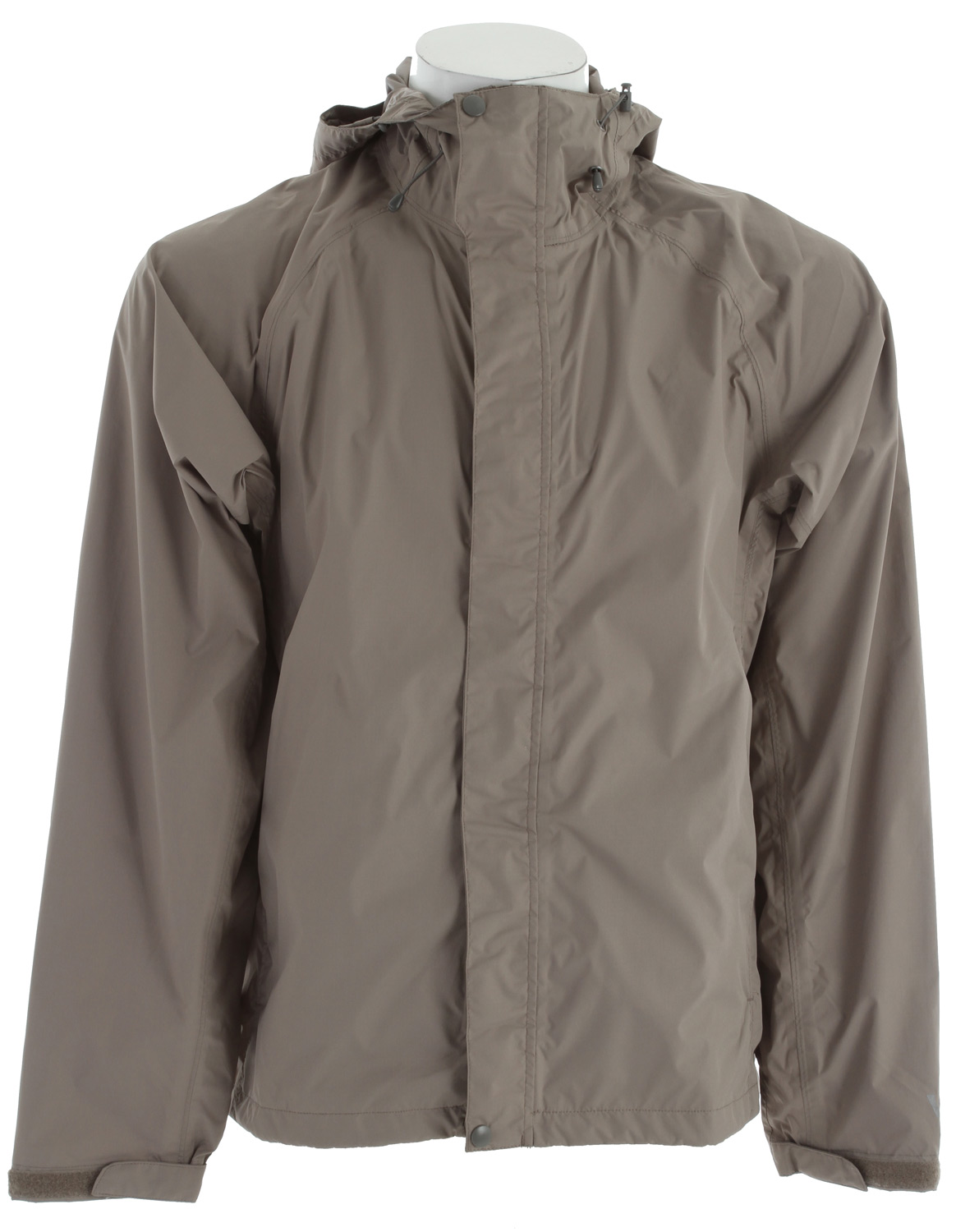 "Camp and Hike The Trabagon Jacket gives heavy waterproof protection against the elements using the lightest fabric. Throw it on between errands or hiking. You can tuck this jacket into your pack and hardly know its there.Key Features of the White Sierra Trabagon Jacket: 100% polyester tabagon micro rip stop woven Waterproof/breathable fabric Fully seam taped Teflon DWR Back yoke with mesh venting Packable - stows in front pocket One hand quick draw hem Reflective logo Center back length: 29"" - $32.95"