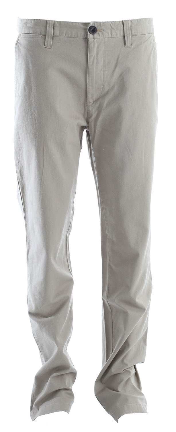 "Key Features of the Analog AG Chino Pants Slim chino pant with 15.5"" leg opening and itnerior waistband detail Workwear labeling 99% cotton/1% stretch with Wheel Wash - $40.95"