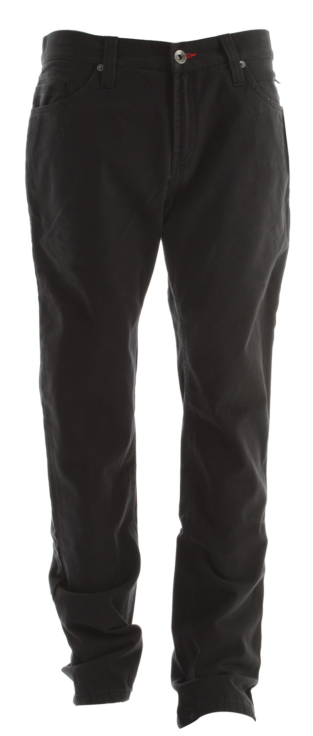 Snowboard Key Features of the Burton Toasty Lined Chino Pants: 100% Cotton Flannel Lining Garment Wash Signature Fit - $65.00