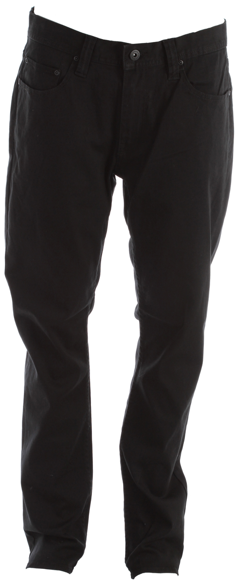 "Key Features of the Matix Gripper Twill Pants: 99% cotton/1% spandex Solid dyed lightweight twill Stretch comfort Slim Straight Leg 16"" leg opening 32"" inseam Low Rise 16.5"" knee - $42.95"