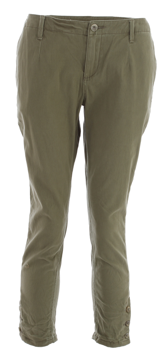 Surf Roxy Mountain Slide Pants Recruit Olive - $28.95