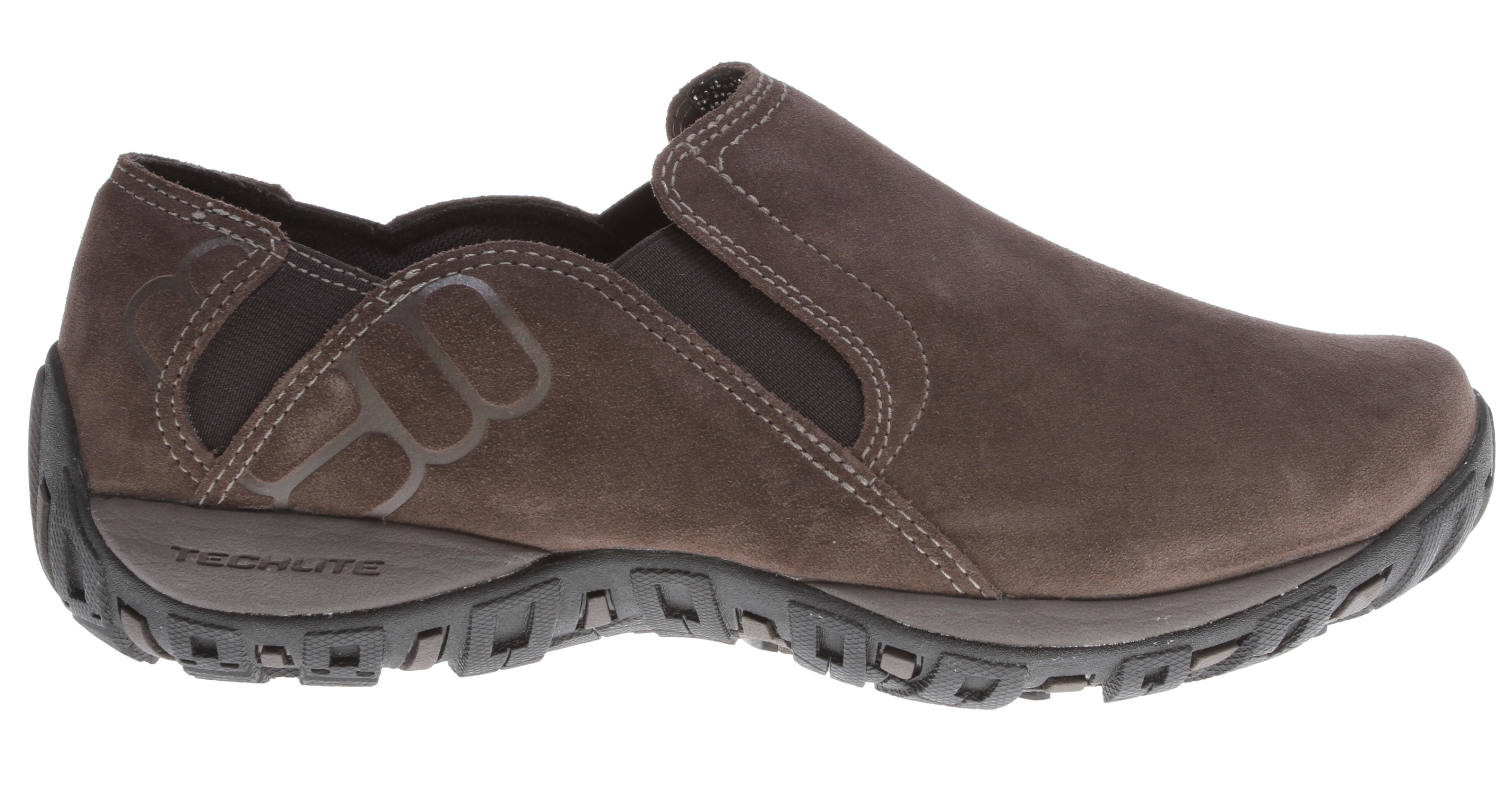 This convenient suede shoe is lined with Omni-Heat thermal reflective for an easy-on-easy-off solution that keeps feet warm in cold conditions while providing lightweight support and superior.Key Features of the Columbia Pathgrinder Moc Omni-Heat Shoes: OMNI-HEAT Thermal Reflective Make Your Own Heat OMNI-GRIP Hold Tight on Any Terrain TECHLITE Lightweight Cushioning and Support Omni-Heat thermal reflective Omni-Grip high traction rubber Full length Techlite midsole for lightweight cushioning and comfort Full suede waterproof leather Midfoot outsole wrap and support bar to add torsional rigidity underfoot Independent lug patterns for traction on hard and soft surfaces Waterproof materials and construction method Weight: size 9, 1/2 pair = 13.35 oz/378 g Imported UPPER: suede waterproof leather MIDSOLE: Techlite technology OMNI-GRIP OUTSOLE Full length high traction rubber - $59.95