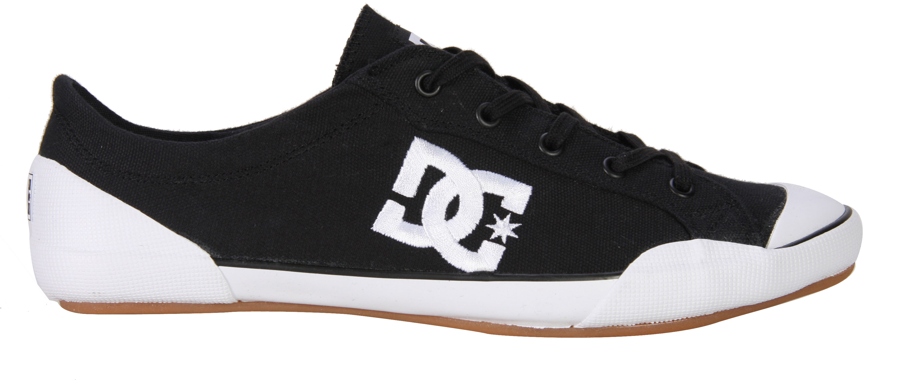 Skateboard Key Features of The DC Chelsea Z Low Skate Shoes: Synthetic leather or synthetic nubuck upper Lightweight jacquard upper Eyelets on medial side Foam-padded tongue and collar Lightweight mesh tongue Vulcanized construction Sticky rubber outsole Imported - $23.95