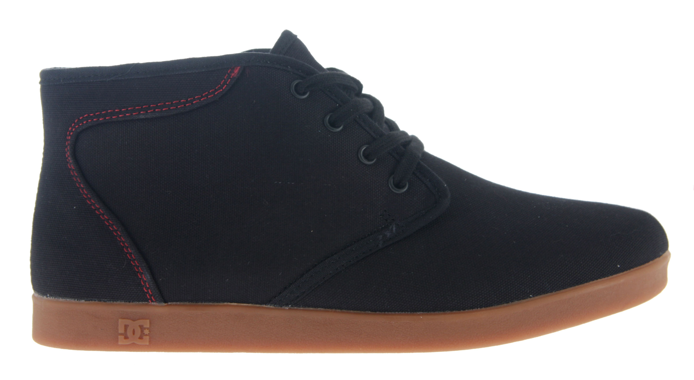 "Skateboard Key Features of the DC Village HI TX Skate Shoes: Heavy-Duty Suede Upper Foam-Padded Tongue and Collar DC's Performance Wrap Cup Sole Abrasion-Resistant Sticky Rubber Outsole with DC's Trademarked ""Pill"" Pattern Full length impact fx airbag - $41.95"