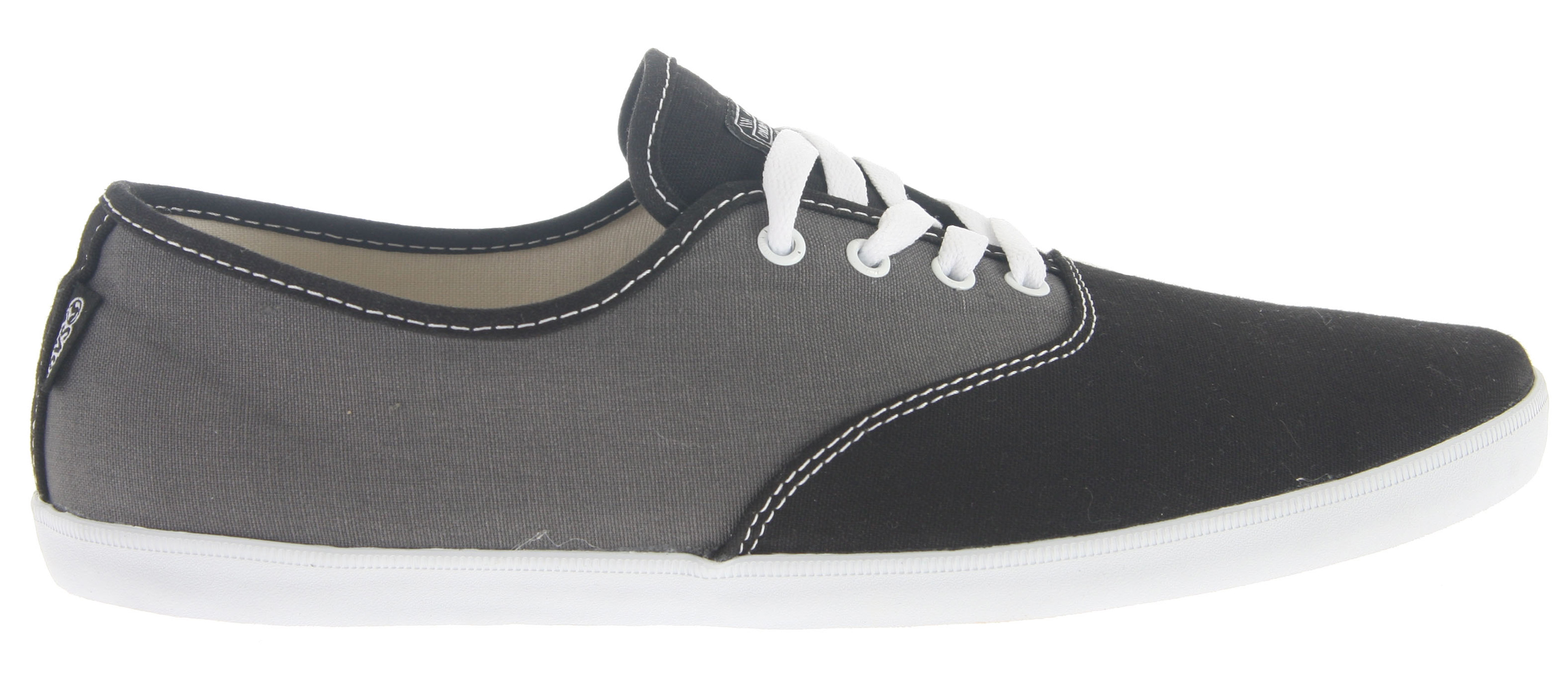 Skateboard Key Features of the DVS Vino Skate Shoes: A classic plimsoll Non-slip vulcanized outsole. - $25.95