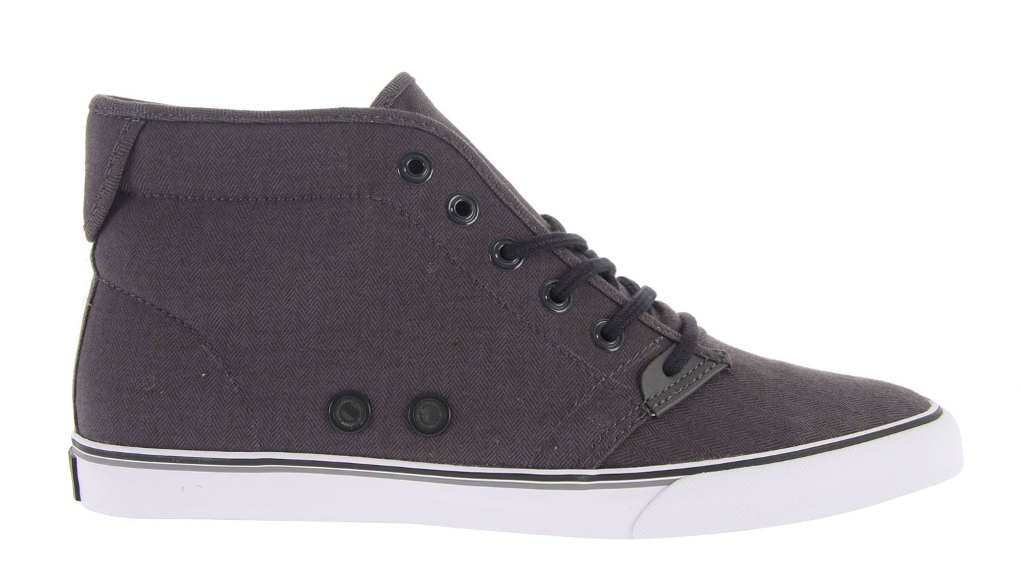 Skateboard The Gravis Slymz Mid Skate Shoes is a slim fit mid top in seasonal colors.Key Features of the Gravis Slymz Mid Skate Shoes: Soft Canvas Uppers Canvas Lining Double Stripe Foxing Latex With Rubber Heel Wedge Footbed High Traction Molded Rubber Outsole - $38.95