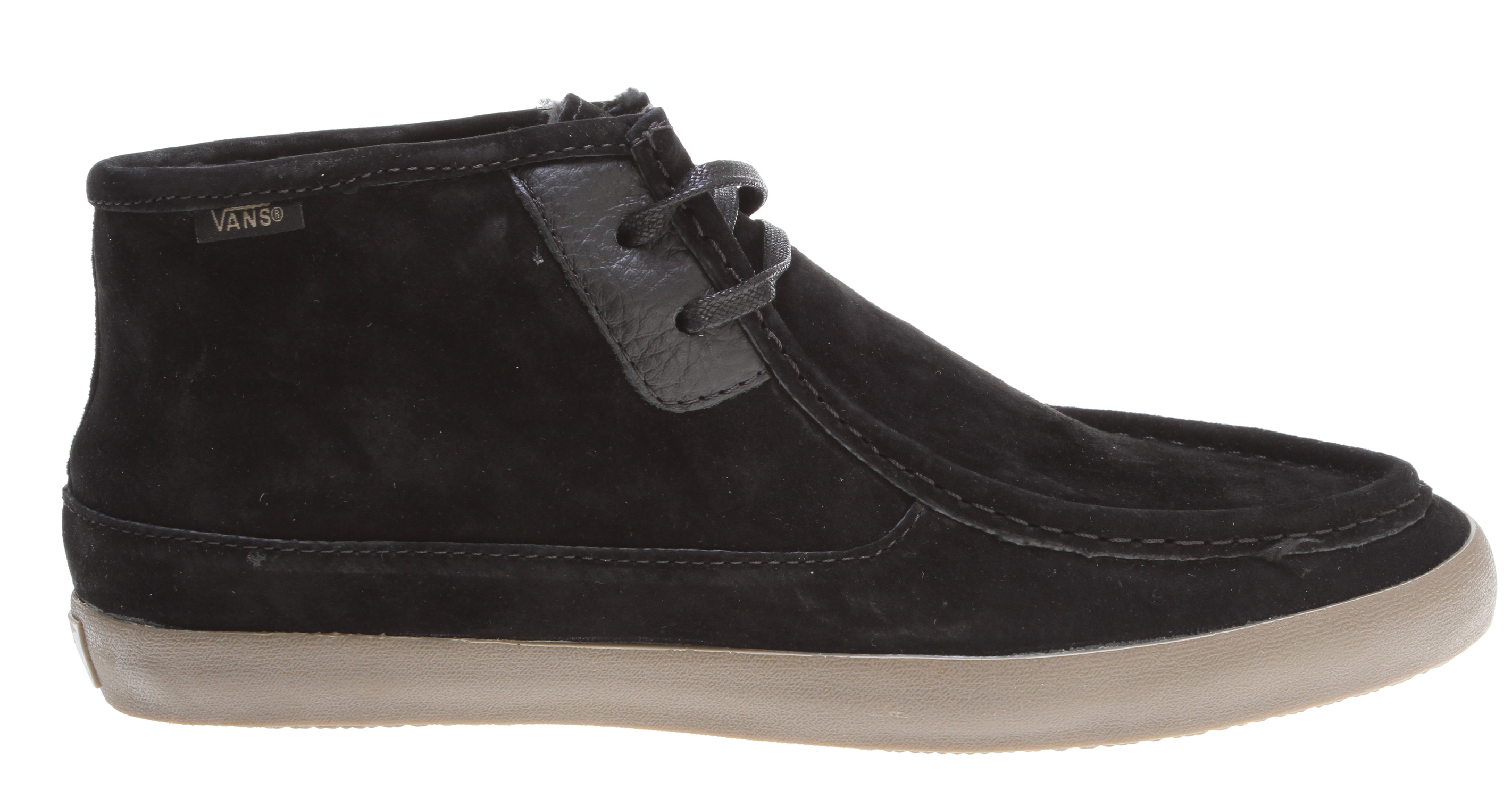 Skateboard Key Features of the Vans Rata Mid Shoes: Suede And Canvas Uppers Removable & Washable Super Comfy Vanslite Footbed Ultra Flexible Vulcanized Gum Rubber Outsole Made With Water-Based Inks And Glues A Classic Fit Style - $38.95