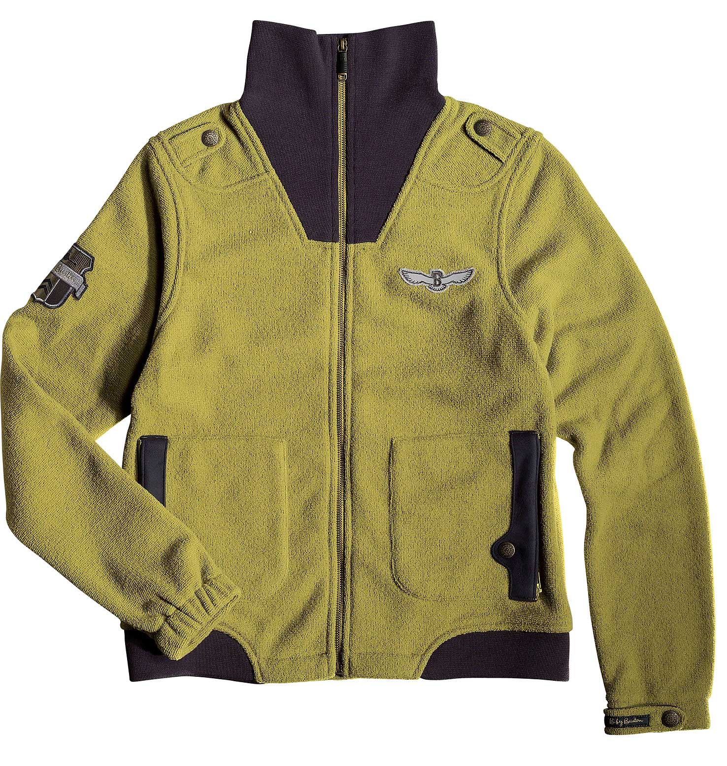 Snowboard Winter jackets that really warm you up this cold season. The Burton Memphis belle fleece jacket is an incredibly warm. This jacket also might be known by its nick name bomber warmth jacket. Made from Polyester Sherpa Fleece material has Custom Zipper Pull feature. Plus has cool aviation inspired patches around the Memphis belle fleece jacket.Key Features of the of the Burton Memphis Belle Fleece Jacket: 480G Polyester Sherpa Fleece Chunky Ribbed Collar Aviation-Inspired Patches Custom Zipper Pull - $37.95