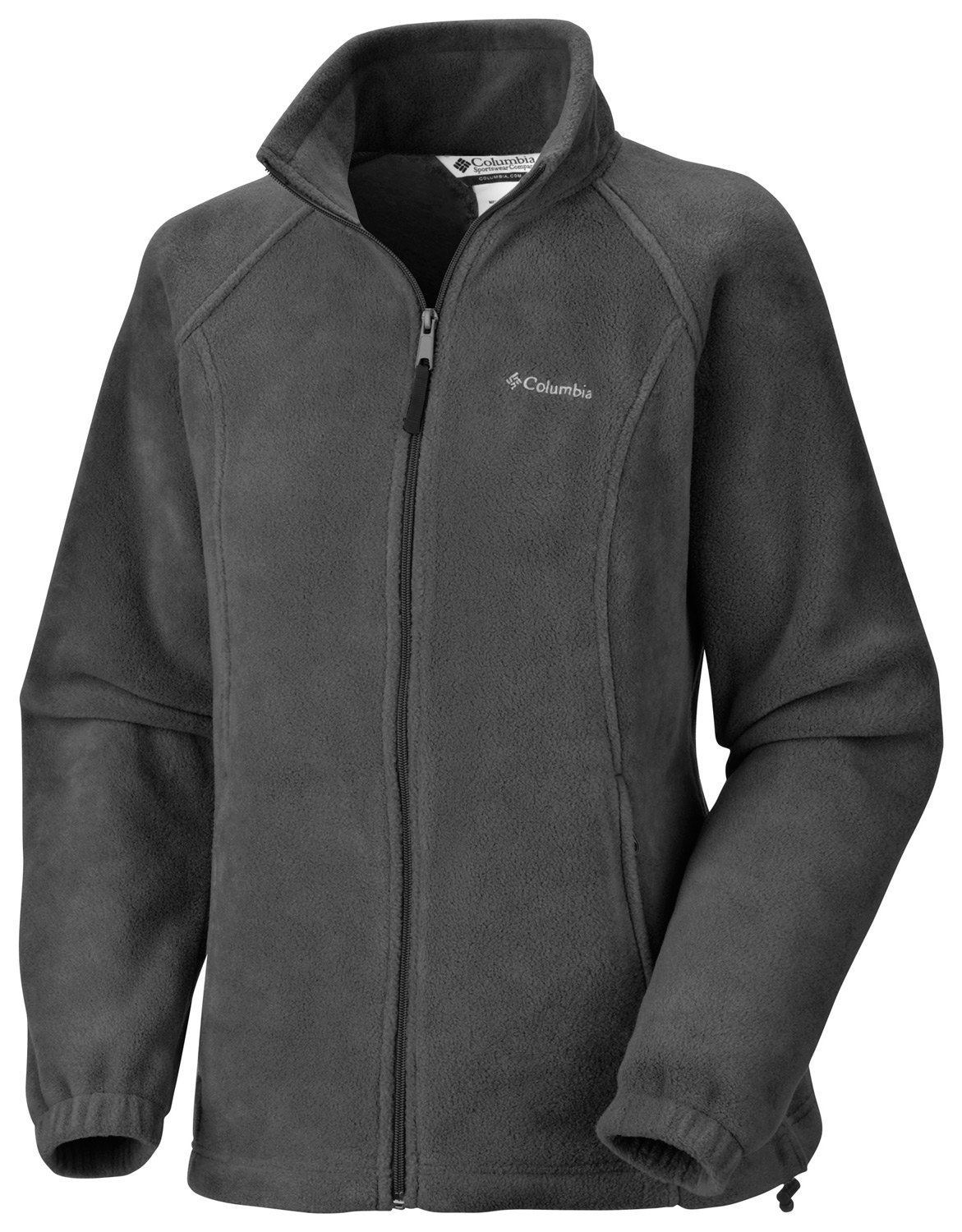 Key Features of the Columbia Benton Springs Full Zip Fleece: FABRIC 100% polyester MTR filament fleece 250g. FIT Modern Classic Interior drawcord Zippered hand pockets - $39.95