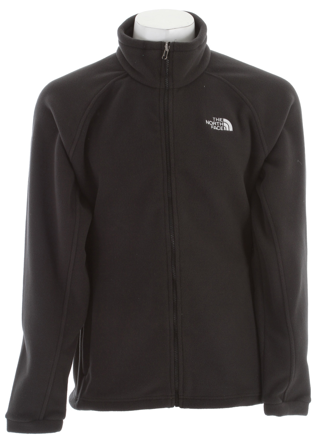 Highly versatile, relaxed-fit jacket offers dependable protection from the coldKey Features of The North Face Khumbu Jacket: Zip-in compatible integration with complementing garments from The North Face Extremely durable, anti-pill surface Two hand pockets Full-front zip with windflap Hem cinch-cord - $90.00