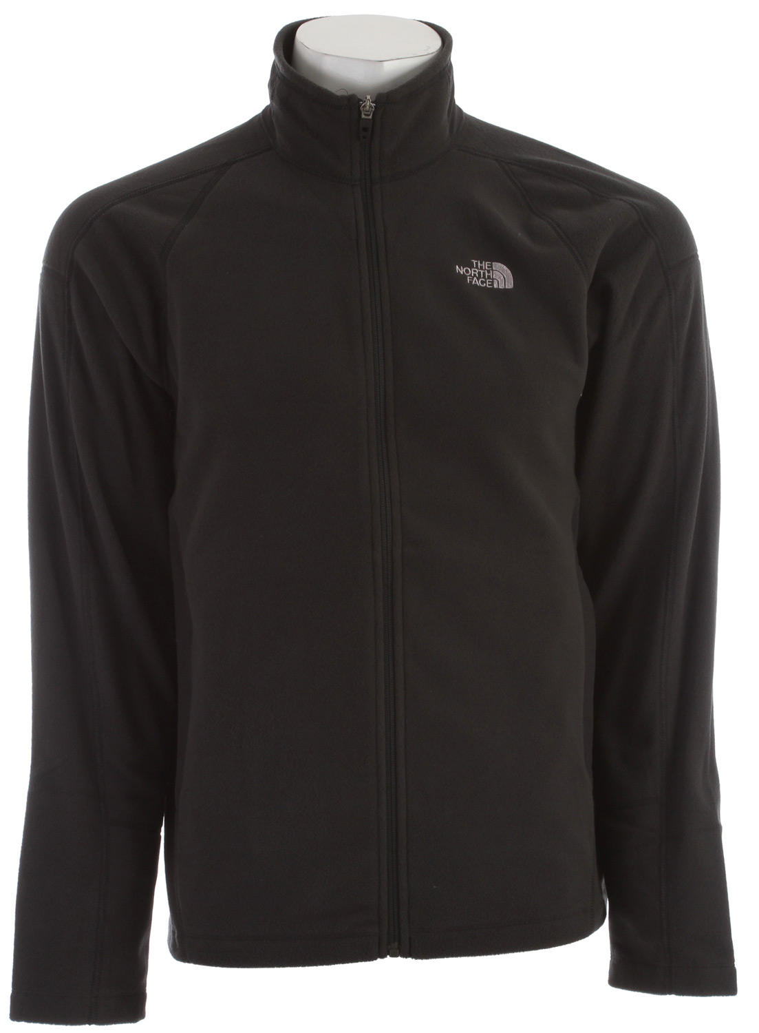 "A lightweight, quick-drying fleece with abrasion-resistant paneling that's ideal for active adventures. Features The North Face FlashDry technology, which works to improve dry time. Key Features of The North Face RDT 100 Full Zip Fleece: Our fastest-drying fleece yet with FlashDry fibers Two hand pockets with welt at opening Reverse-coil full zip Hem cinch-cord Abrasion-resistant paneling at hand pockets and back neck Avg weight: 284 g (10.02 oz) Center back: 28"" Fabric: 70D 155 g/m² (5.46 oz/yd²) 100% polyester fleece with FlashDry - $51.95"