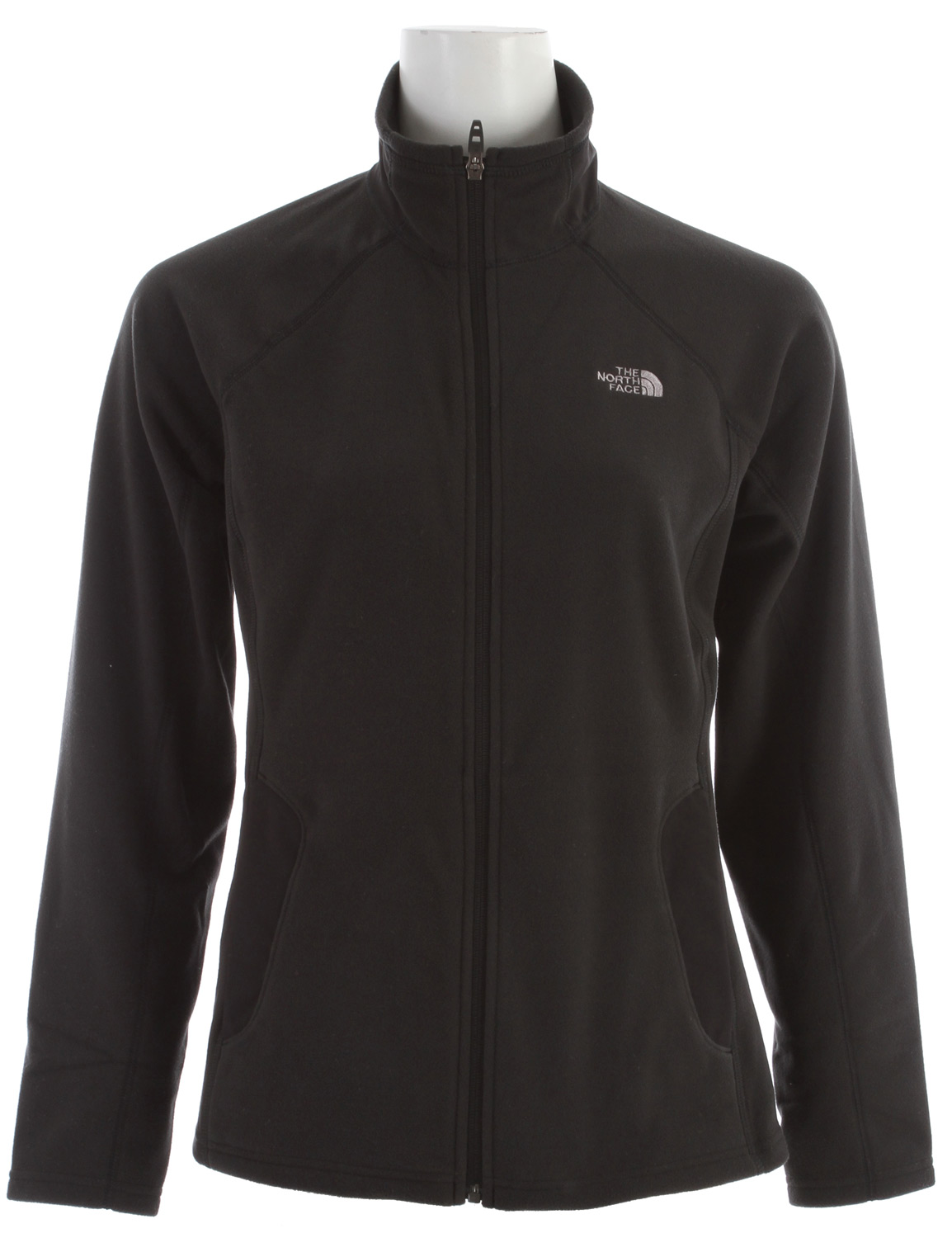 "A lightweight, quick-drying fleece with woven trim that's ideal for active adventures. Features The North Face FlashDry technology, which works with your body to improve dry time.Key Features of The North Face RDT 100 Full Zip Fleece: Fleece with FlashDry fibers for improved dry time Secure-zip bicep pocket Quarter zip for venting TNF Apex stretch woven at collar and bicep pocket for abrasion resistance Avg weight: 210g Center back: 25.75"" Fabric: 70D g/m 100% polyester with FlashDry - $74.95"