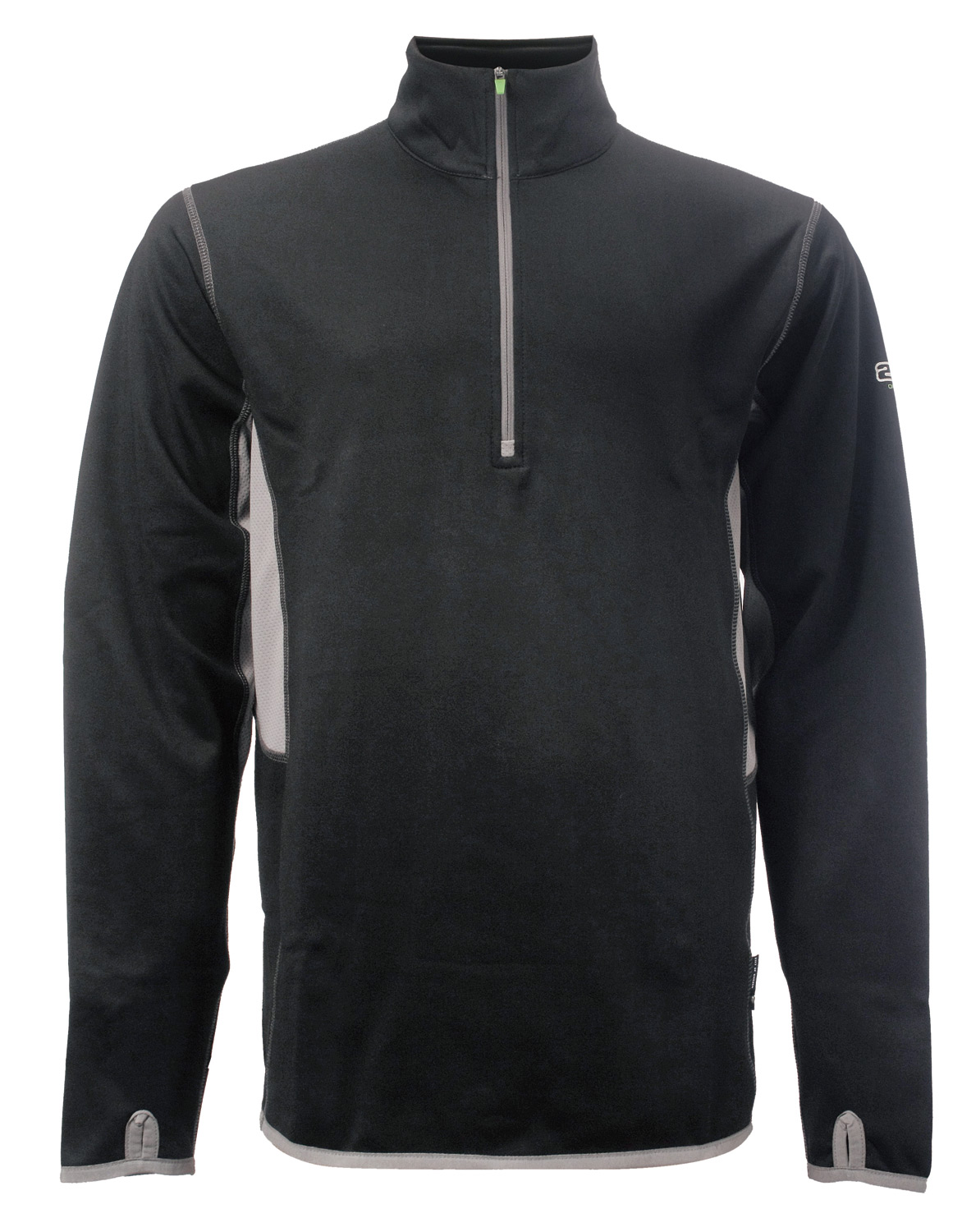 The Gotland Power fleece 1/4 zip top is the perfect top when you're not sure what the weather is going to do. Wear it as a 2nd layer over your favorite t-shirt or under your shell as you head out the door, either way this 4-way stretch ventilated top will keep you comfortable all day long. The sleeves are long enough equipped with thumb holes, giving you a built in comfort cuff for when you just don't need gloves but need a little something extra to keep the warm in and the cold out.Key Features of the 2117 Gotland Power 1/4 Zip Fleece: Powerfleece top with long sleeves and short zip Anit-pilling powerfleece 4-way stretch 1/2 zip Ventilation panels on key areas - $44.95