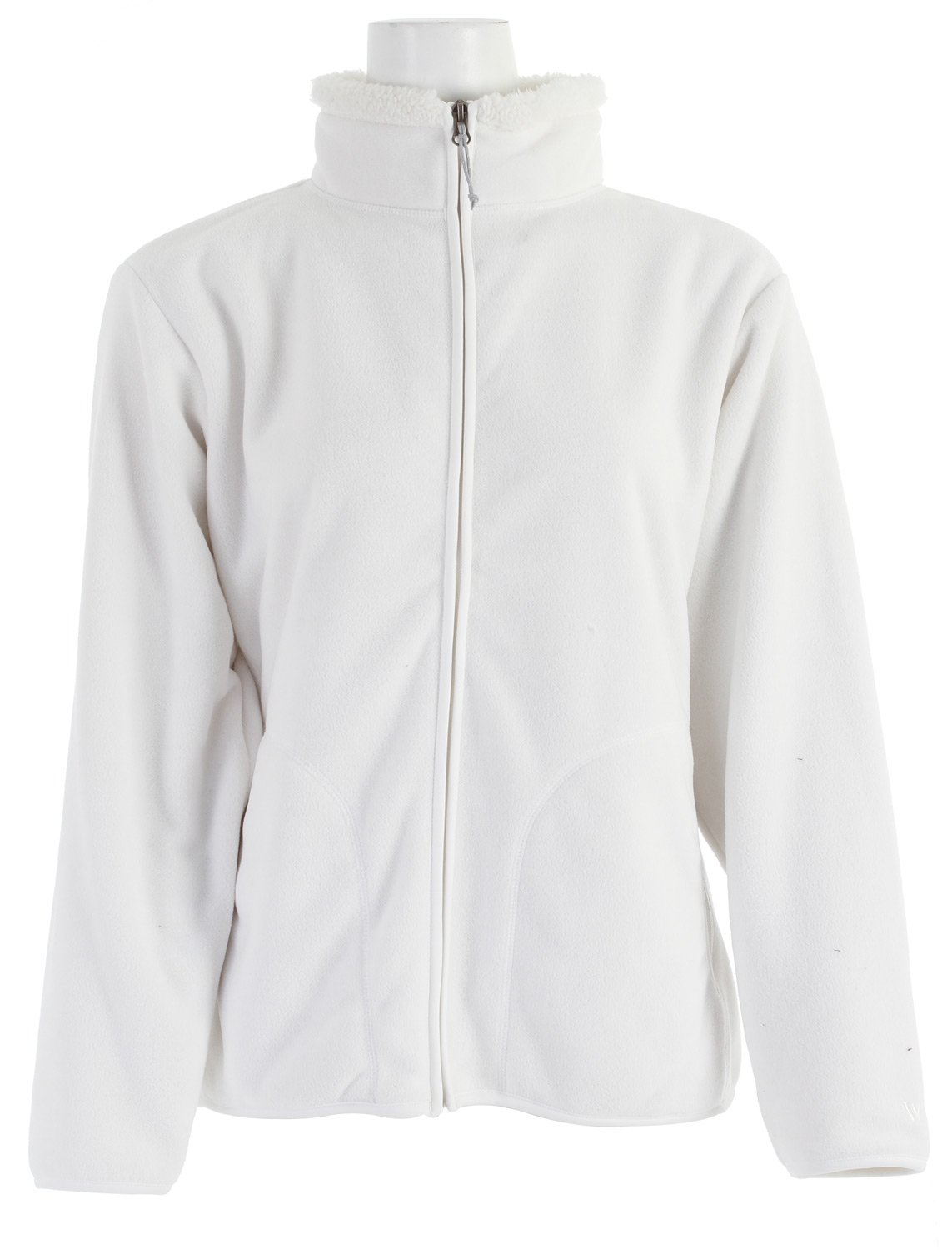 "Key Features of the White Sierra Soda Springs Fleece Jacket: 100% polyester bonded microtek fleece knit 400 weight Front hand warmer pockets Center back length: 25"" - $34.95"