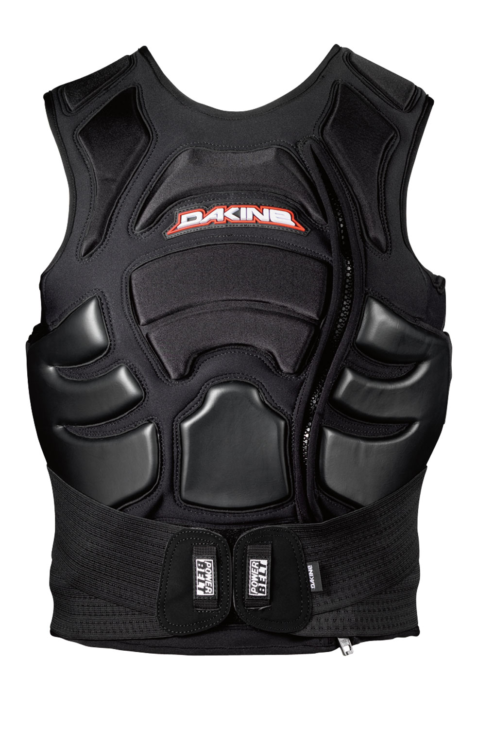 Surf Dakine Matrix Windsurf Vest has a lightweight design that allows you to move freely with the waves and water. It is compatible with both waist and seat harnesses so it's versatile and Dakine added their Power Belt system to keep the vest tight fitting so it doesn't slip and ride up. The dual density armor panels provide impact protection.Key Features of The Dakine Windsurf Matrix Vest: Compression Molded Protection Panels Power Belt System Waist and Seat Harness Compatible Lightweight, Low Profile Design for Maximum Freedom of Movement Zippered Front for Easy On/Off Combination Windsurf or Kite Use Spreader Bar Sold Separately - $110.95