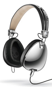 Entertainment Key Features of the Skullcandy Aviator with Mic 3 Headphones: Mic3 Volume Control + Take/Make calls + Play/Pause + Track Control + Works with most smart phones Stashable Carrying case Driver: 40mm - $108.95