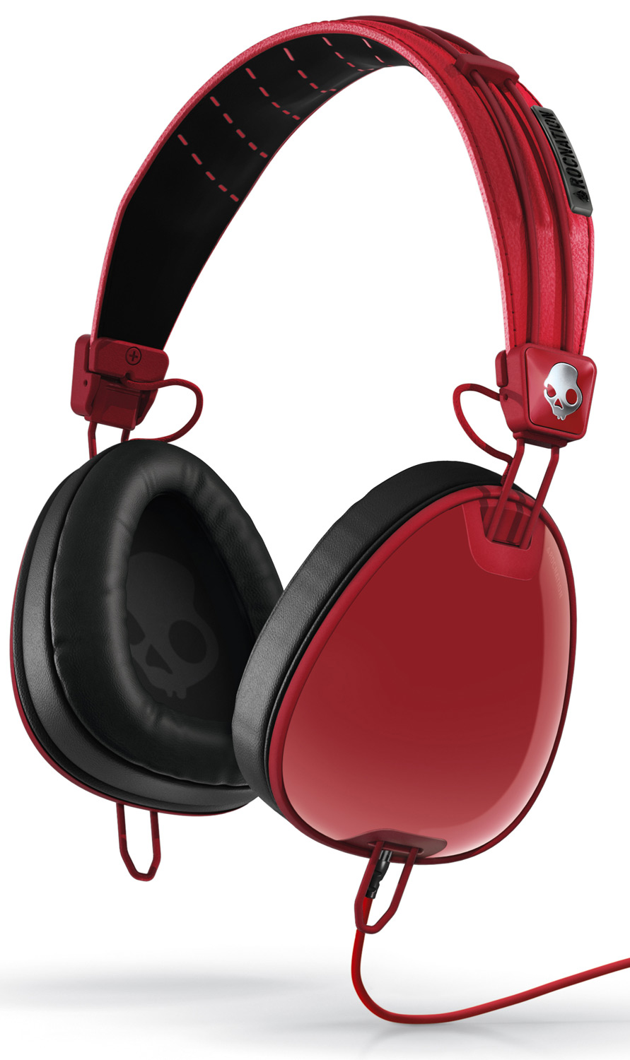 Entertainment The Skullcandy Aviator w/ Mic 3 Headphones are the ones you need to appreciate your music at new levels! Designed with comfort in mind, these are made with soft leather ear pillows so you can use them for longer periods of time. Durable materials ensure that you''ll be wearing these headphones for years to come. These are built with rich bass components so you can almost feel the tunes. Quite simply, the Skullcandy Aviator headphones provide the best sound for an excellent price!Key Features of the Skullcandy Aviator w/ Mic 3 Headphones:  Mic3 Volume Control   Take/Make calls   Play/Pause   Track Control   Works with most smart phones  Stashable  Carrying case  Driver: 40mm - $89.95