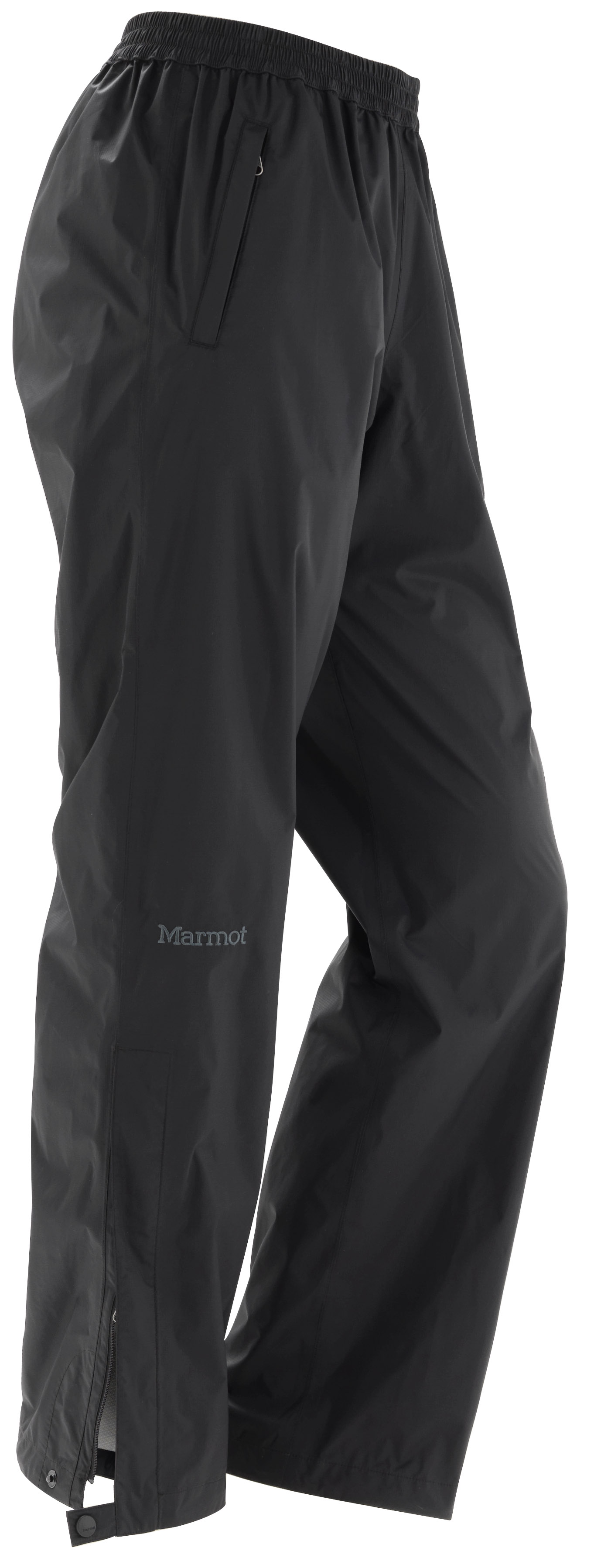 Camp and Hike Marmot PreCip Pants Black - $57.95
