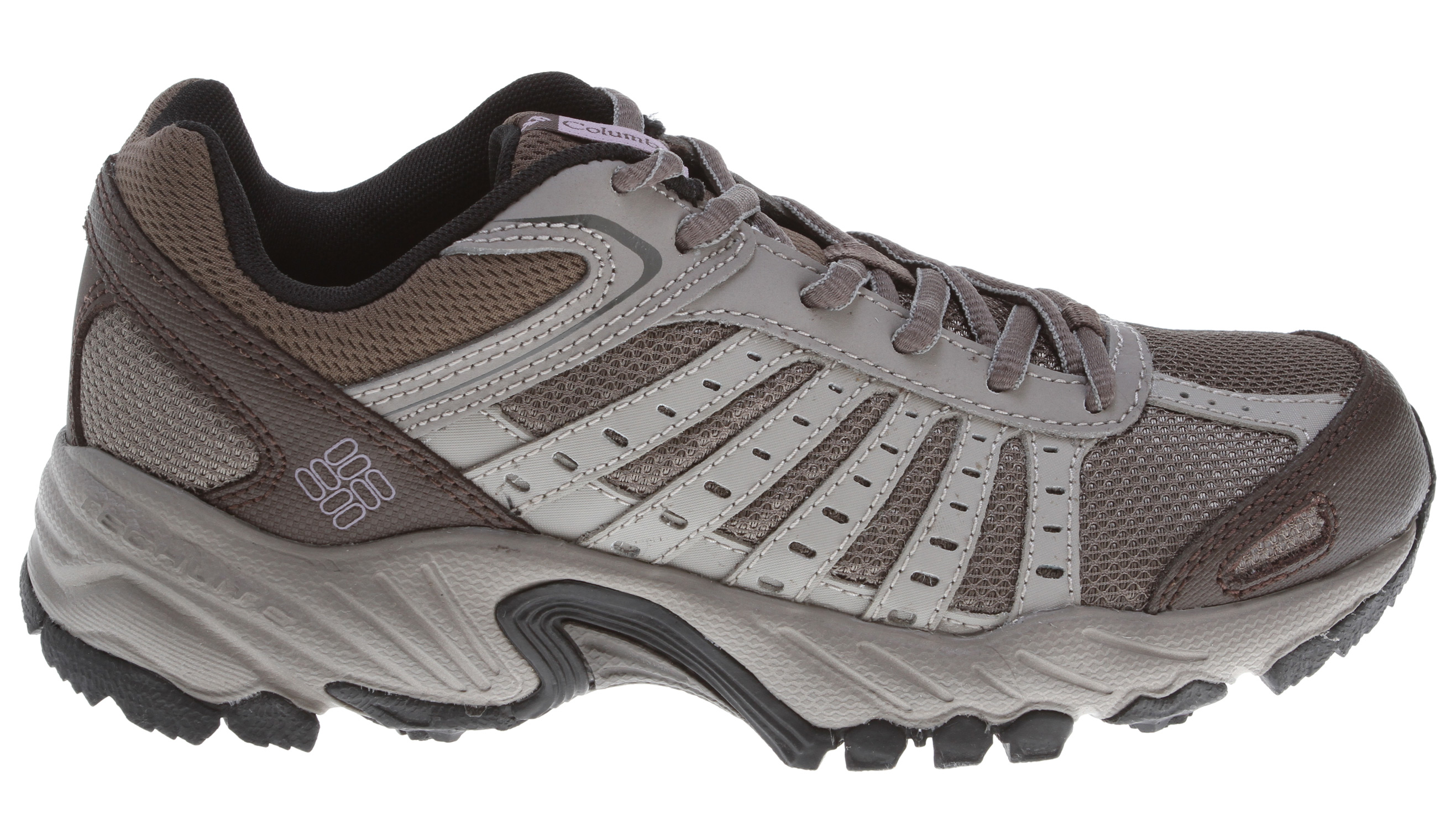 Camp and Hike Key Features of the Columbia Whitney Ridge Low Shoes: Leather, Mesh and Textile Upper Lightweight Techlite Midsole Omni-Grip Outsole - $41.95