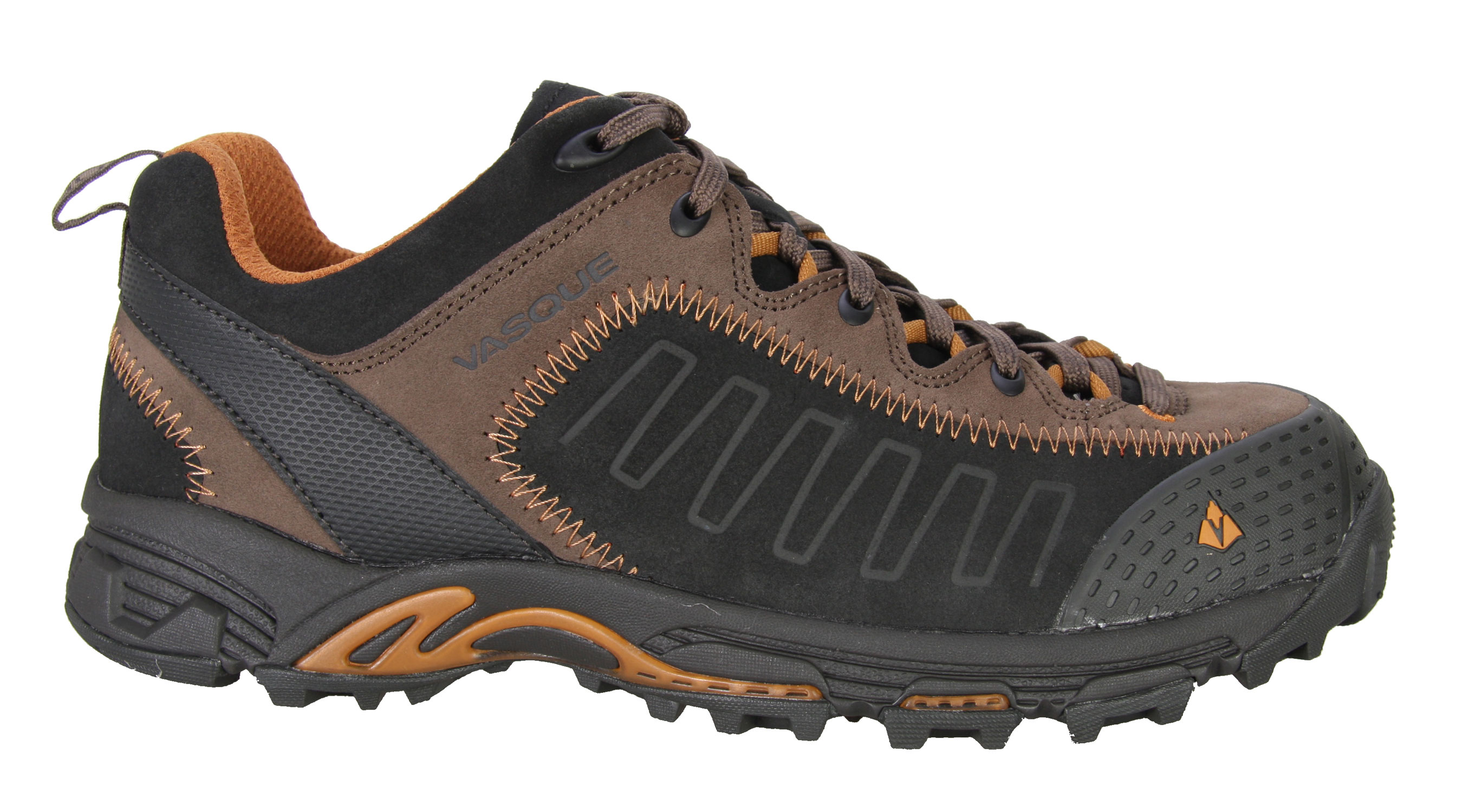 Camp and Hike Understated style, excellent durability and solid support for enlightened souls who appreciate functional utility. While being comfortable enough to live in every day, this hiking shoe's secure lacing and tenacious sticky rubber sole inspires plans into the unknown.Key Features of the Vasque Juxt Hiking Shoes: Weight: 1lb. 13 oz. (822g) Outsole: Vasque OTG (Off the Grid) Last: Arc Tempo Midsole: Molded EVA and TPU Plate - $57.95