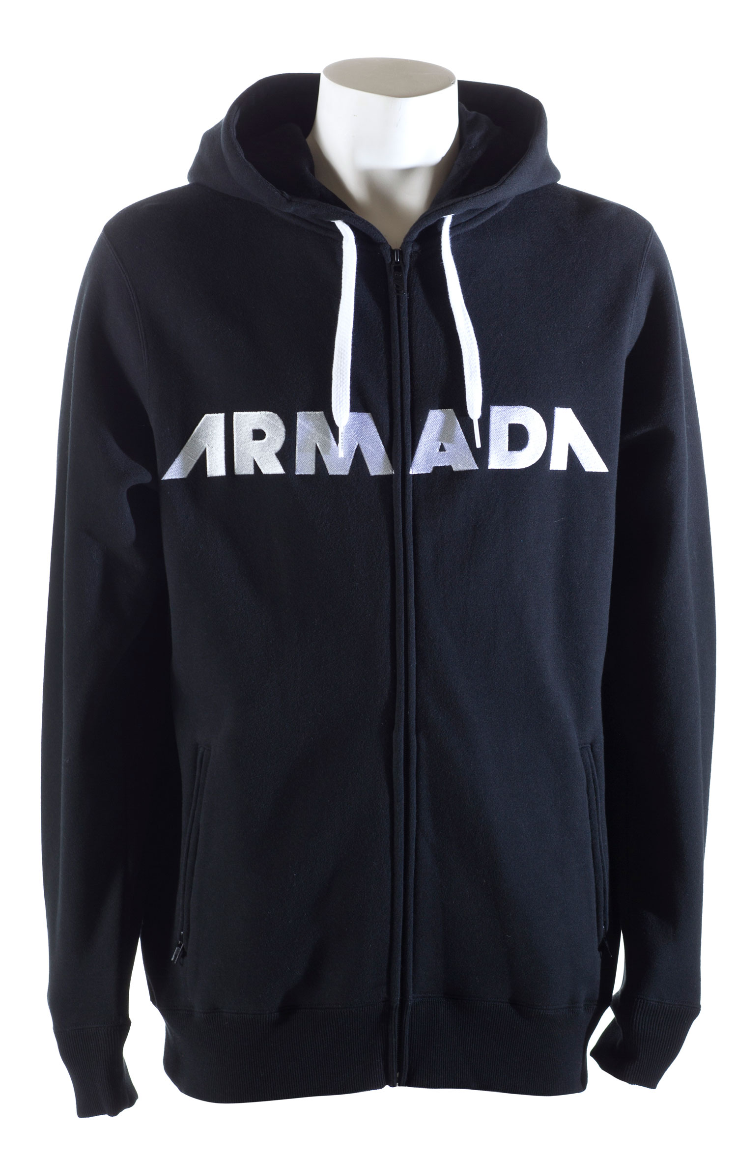 Ski The Armada Represent Fleece Hoodie is a new innovative fleece, that will have you warm in even the roughest weather. This hoodie is designed to withstand the coldest temperature and is the warmest of any hoodie on the market. The Armada Represent Hoodie is made from 360 grams of smooth standard fleece which is designed to keep the warmth in. This guarantees you the best quality material for your hoodie. This material also allows you to wear it in non-chilling weather without getting too hot. The nice thing about this hoodie is the pockets on the side. These are designed to keep your hands very warm during cold weather but also have a zip which you can zip up if the pockets aren''t needed. This is by far the best hoodie on the market!Key Features of the Armada Represent Fleece Hoodie:  Standard Fleece 360g  Full zip  Adjustable hood  Hand-warmer pocket with zipper - $35.95