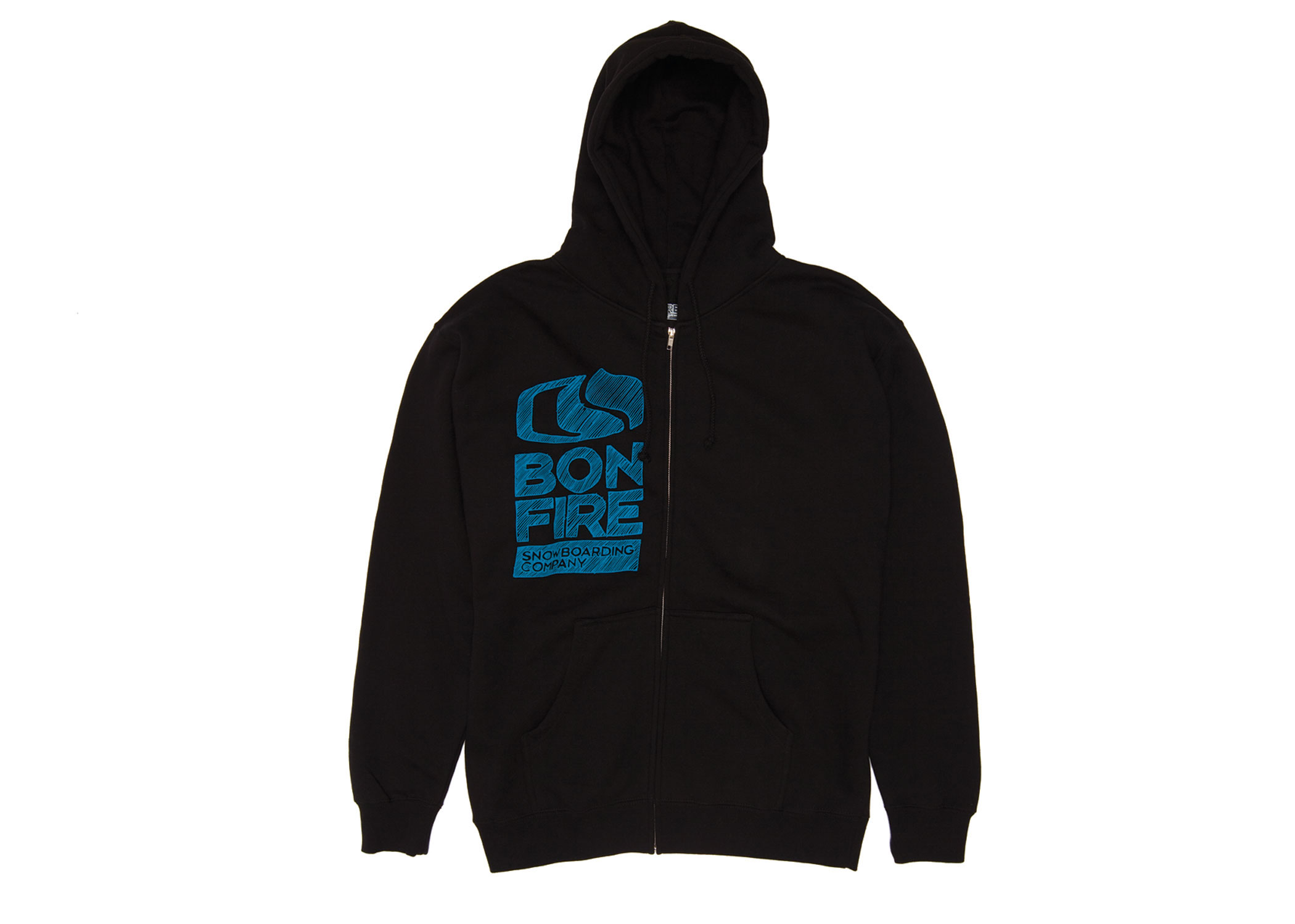 The Bonfire Sketch Hoodie is a cotton hoodie which means comfort, comfort, and comfort. Super ideal for casual, all day wear, rock this hoodie all winter long. Stay warm with its hood on your head, zip up and tighten the drawstring to block any wind from entering. Its logo is nicely printed on one side of the hoodie, adding character and design to an otherwise ordinary hoodie. Winters are brutal so be protected in the Bonfire Sketch Hoodie.Key Features of the Bonfire Sketch Hoodie: Cotton hoodie Full front zipper Draw cord hood Soft front pockets - $29.95