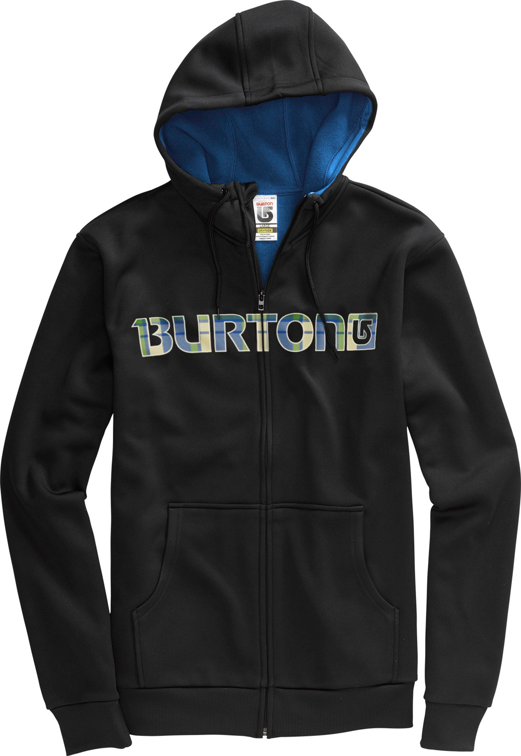 Snowboard The last hoodie you'll ever need. Ride, hike or hang without succumbing to the chilly side effects of cotton.Key Features of the Burton Bonded Hoodie: DRYRIDE Thermex Bonded Hard-Surface Fleece with Brushed Backer Kangaroo Hand Warmer Pockets Ribbed Cuffs and Hem Hidden Side Seam Stash Pocket Word Marker or Process Logo Graphics S-XL - $79.95