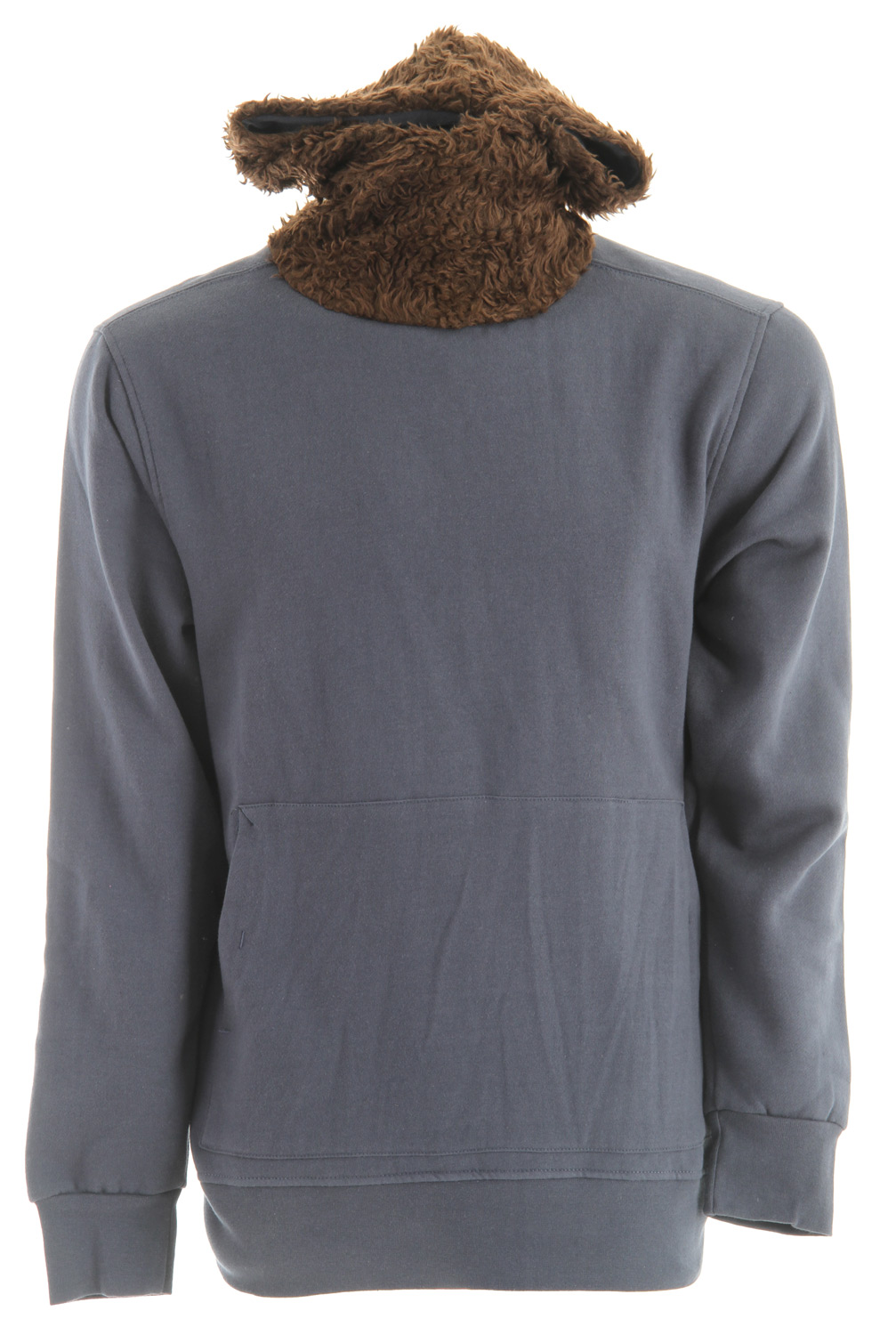 Snowboard Key Features of the Burton Harry Hoodie: 80% Cotton, 20% Polyester 280G Fleece - $43.95