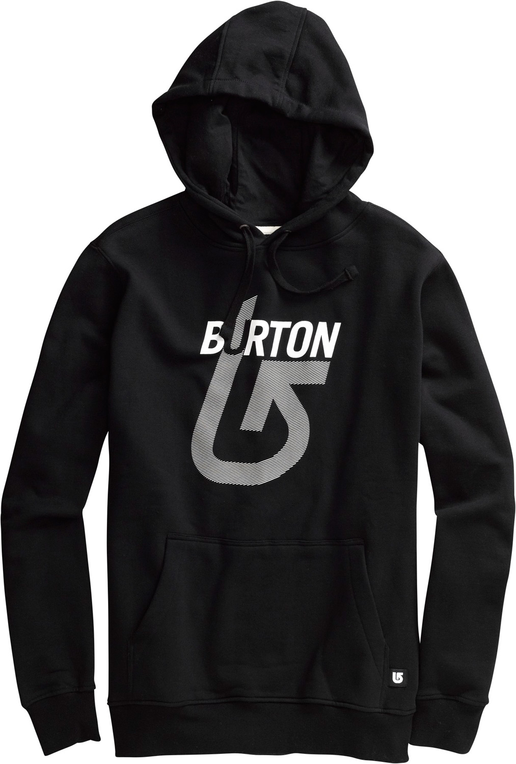 Snowboard Key Features of the Burton Karpis Pullover Hoodie: 80% Cotton, 20% polyester, 300G Fleece Karpin Process Logo print on chest Sig fit - $38.95