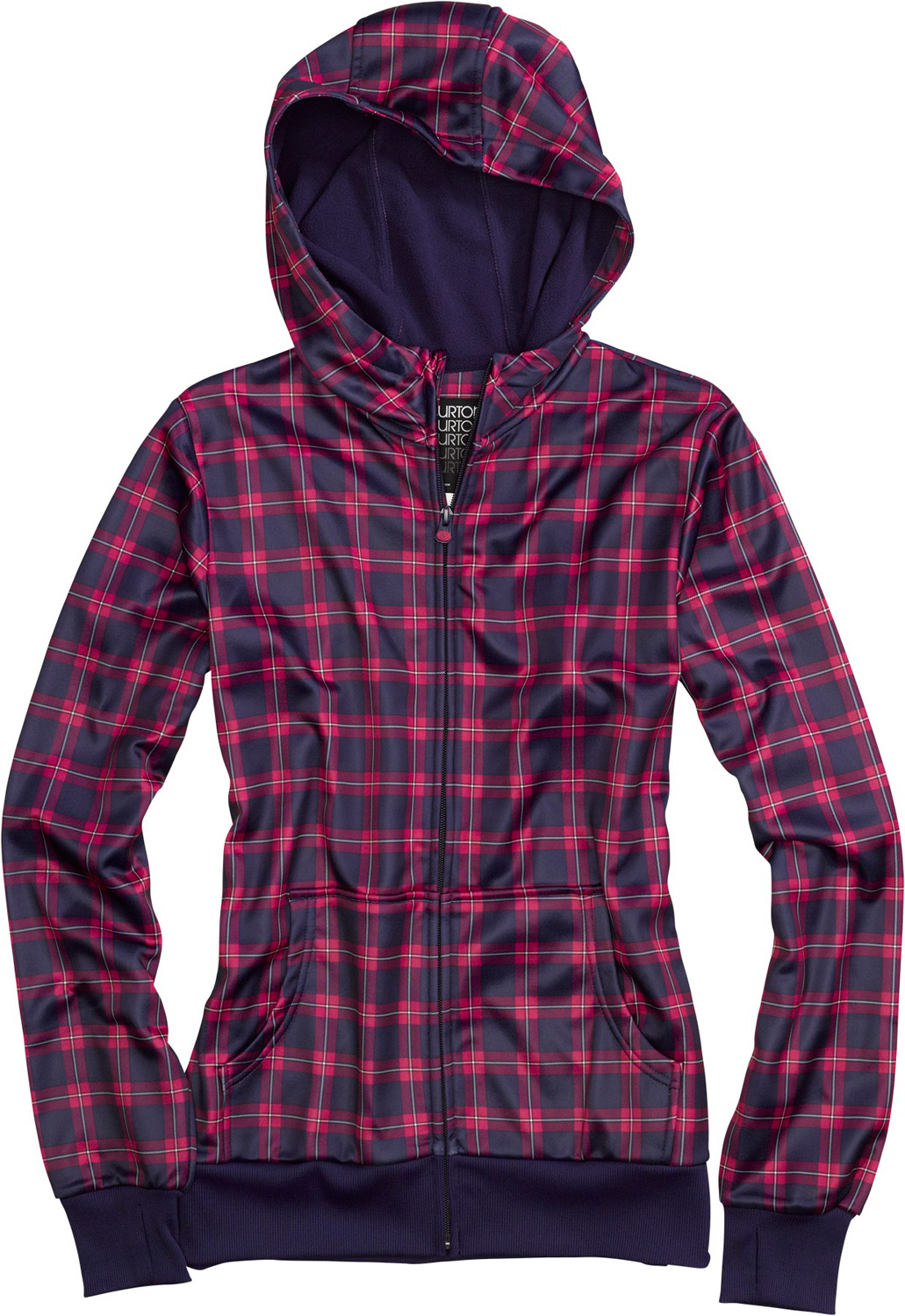 Snowboard Four scoops of fleece with all the sweet toppings-quick-drying heat for mountain or street.Key Features of the Burton Scoop Hoodie: DRYRIDE Thermex Bonded Fleece Fulltime Hood Kangaroo Handwarmer Pockets Sound Pocket with Headphone Cable Port Ribbed Thumbhole Cuffs and Hem - $51.95