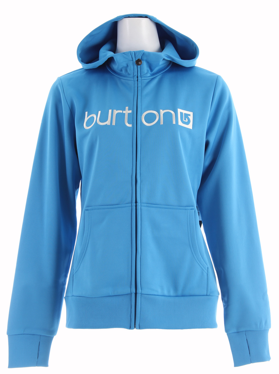 Snowboard Four scoops of fleece, hold the cold cotton, quick-drying heat for mountain or street.Key Features of the Burton Scoop Hoodie: DRYRIDE Thermex Bonded Fleece Fulltime Hood Kangaroo Handwarmer Pocket Sound Pocket with Headphone Cable Port Ribbed Cuffs and Hem - $51.95