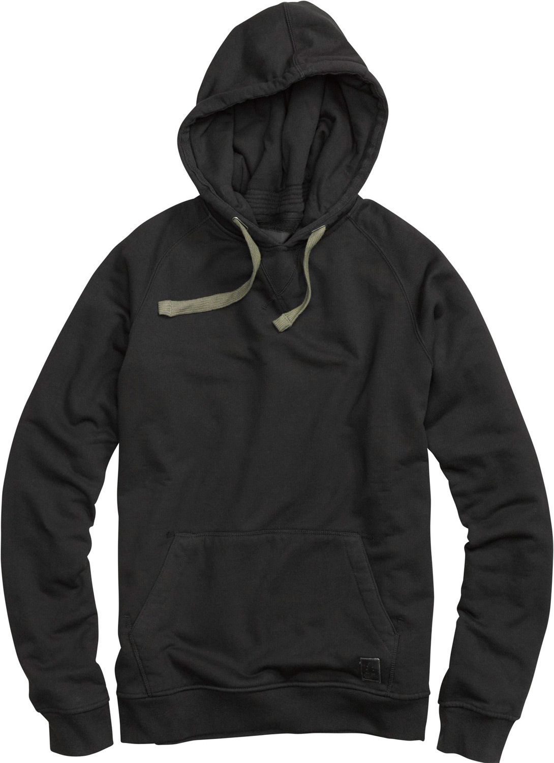 Snowboard Key Features of the Burton Uni Pullover Hoodie: 60% Cotton, 40% Polyester Large Loop French Terry Pouch Pocket Signature Fit - $35.16