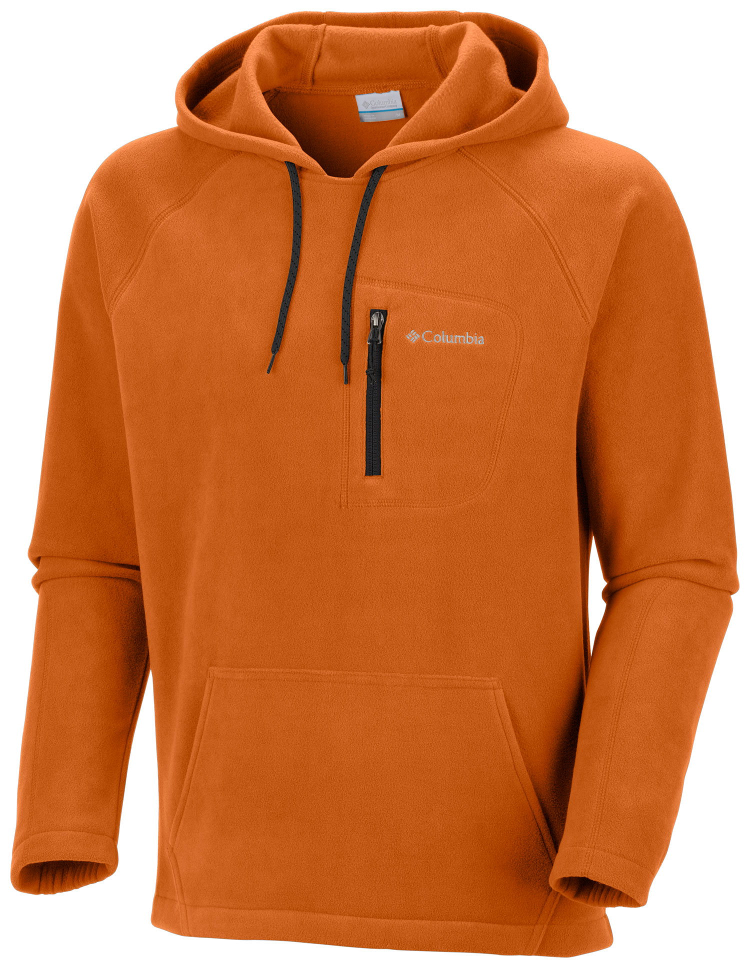 Key Features of the Columbia Fast Trek Hoodies: FABRIC 100% polyester micro?eece 250g. FIT Modern Classic Zip-closed security pocket - $31.95