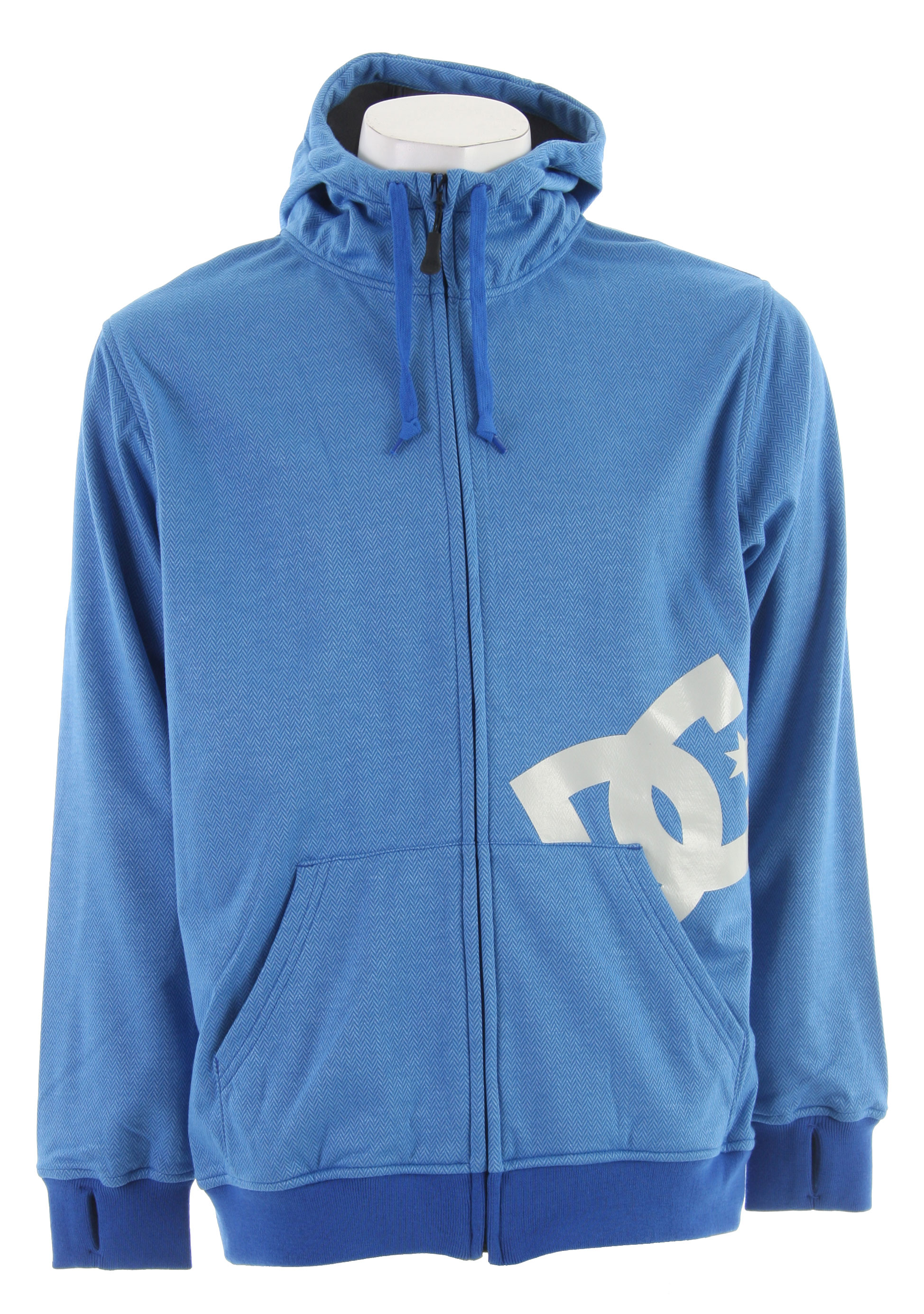 Skateboard DC Stover Hoodie - $48.85