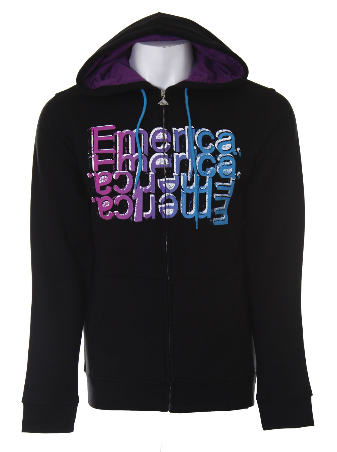 Not just good for weather protection, the Emerica Simon Zip hoodie is uniquely and definitely stylish! Made with a combination of cotton and polyester, the interior has a fleece feel that keeps you warm without lacking quality and comfort. In addition to its weather protection, this fleece features a unique contrast design that provides multiple colors on the interior and exterior as well as specialized embroidering. The Emerica Simon Zip hoodie is available in different sizes for guys of different heights and weights.Key Features of The Emerica Simon Zip Up Hoodie: 80% Cotton / 20 Poly 330 Gms Fleece Zip Hooded Sweat Shirt Screen Print Logo on Chest Contrast Jersey Lined Hood Contrast Embroidered Eyelets and Drawcords - $30.95