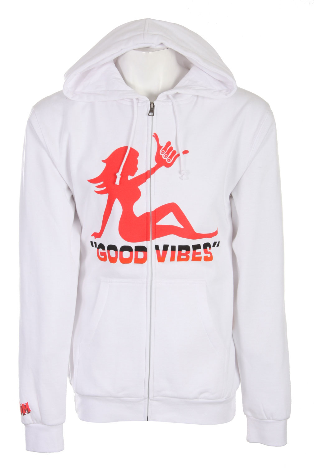Key Features of The Forum Good Vibes Men's Hoodie: - $16.76
