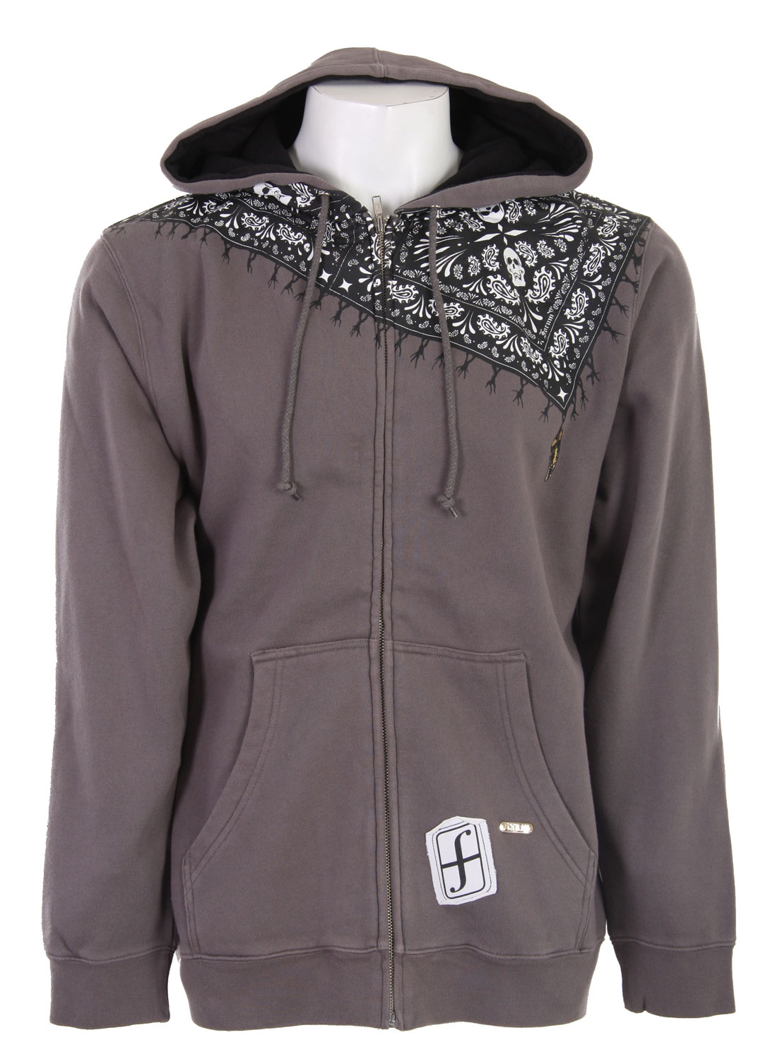 Entertainment The Forum Seeker Hoodie is a very chic hoodie. Well, it's more fancy than chic but nonetheless this is a rocking hoodie. It is made out of 80% cotton and 20% polyester. This means that you will be very comfortable while wearing this hoodie and will also be warm and protected from the cold or rain. It is a slim fit hoodie for those who don't like big or baggy hoodies. It also sports a fancy design around the collar which will get people curious when they see you walking around in it. It also sports the Forum logo and contains two big pockets to put your hands in or anything you have on you like a cellphone or wallet. This is a really cheap hoodie as well.Key Features of the Forum Seeker Hoodie Grey: 80% Cotton/20% Polyester - Slim Fit - $13.95