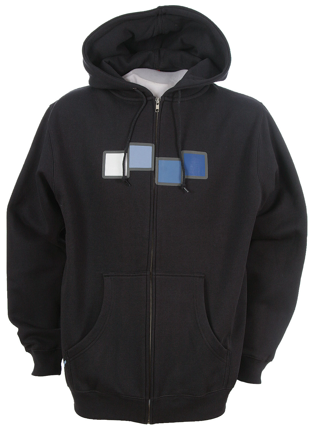 Snowboard The Foursquare Filled Zipped Icon Hooded Sweatshirt. Another great hoodie from Foursquare. 80% cotton 20% polyester 360 gm. - $24.95