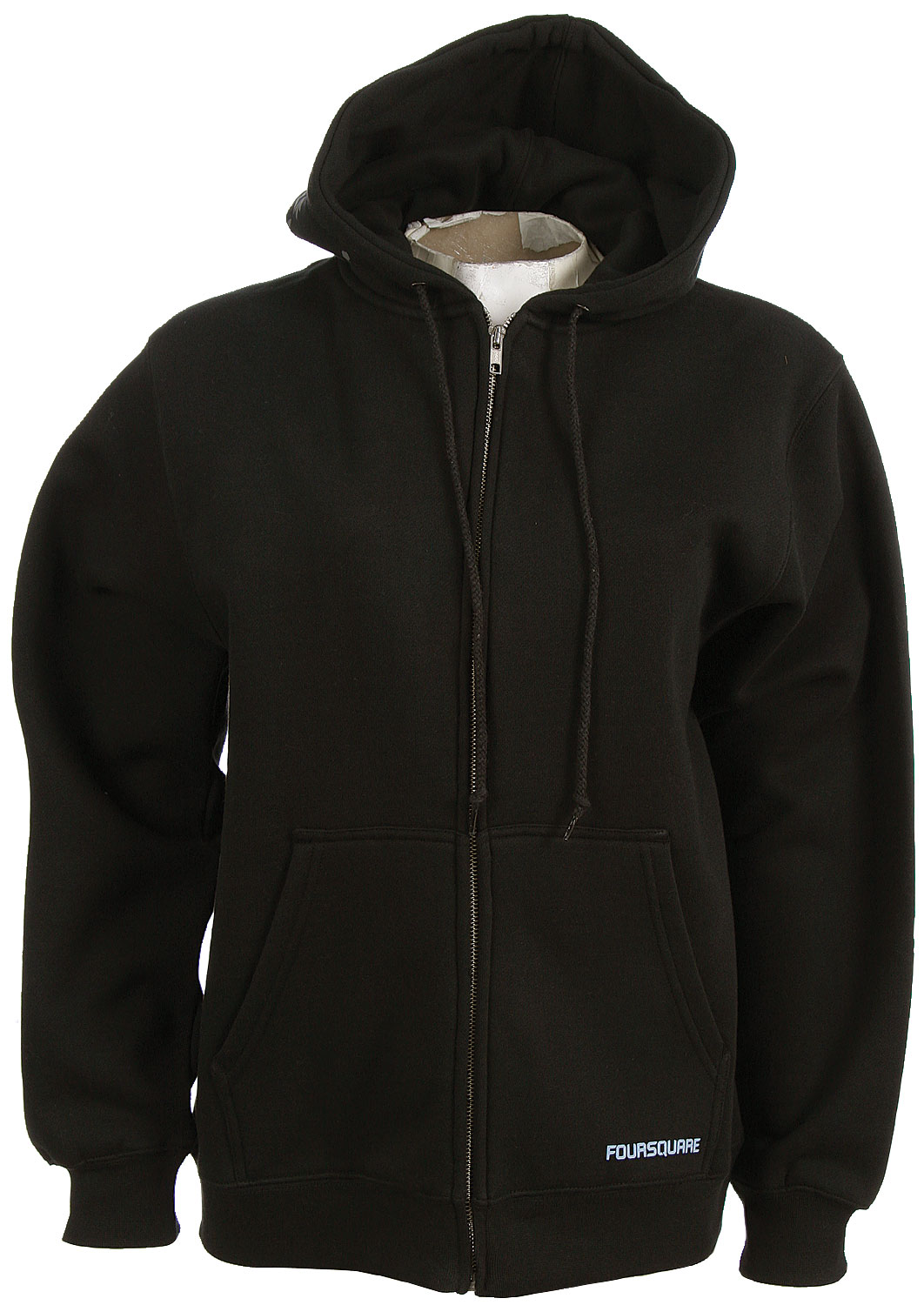 Snowboard The Foursquare Nature Fullzip Women's Hooded Sweatshirt. Another great hoodie from Foursquare. 80% cotton 20% polyester 360 gm. - $20.96