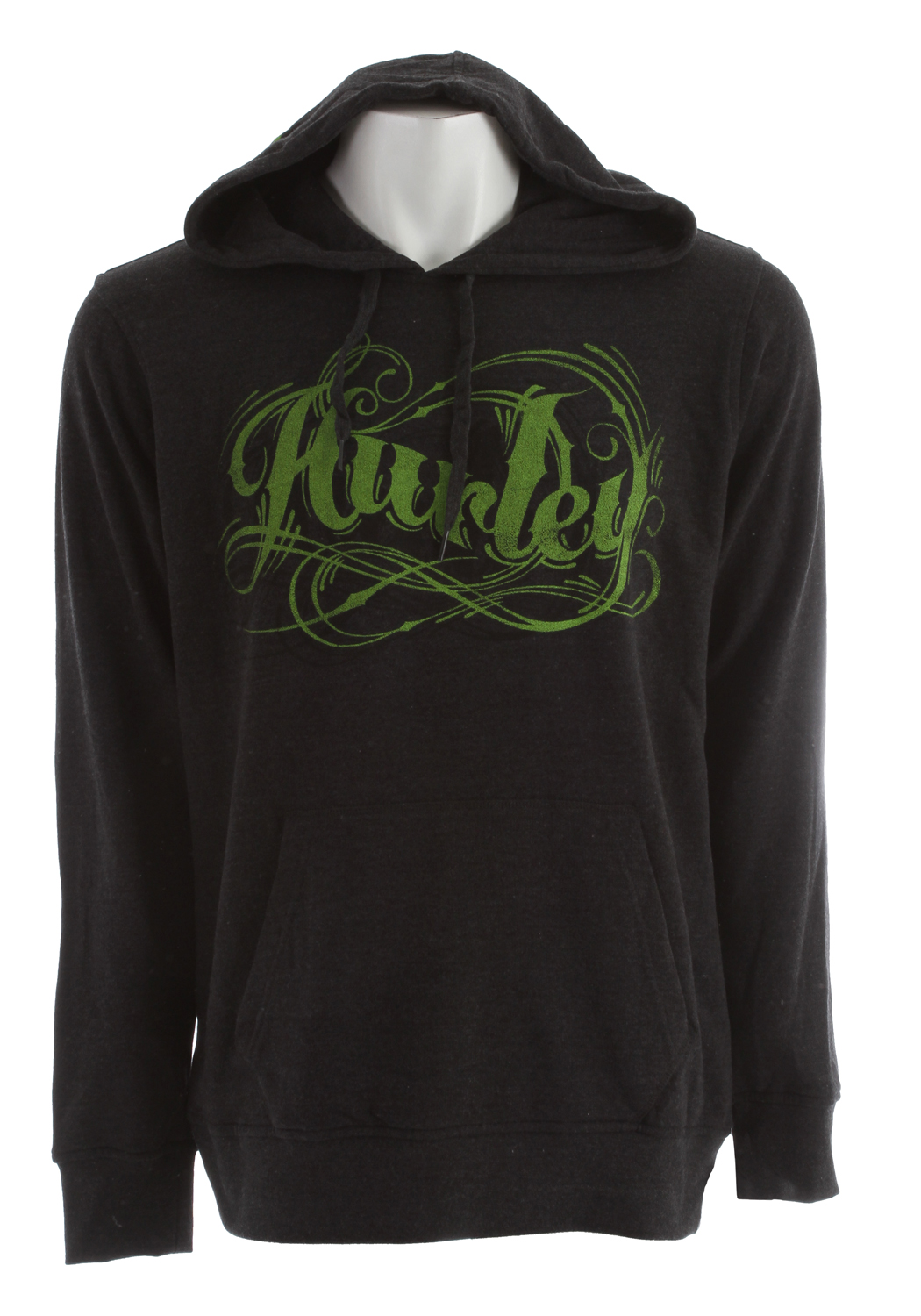 Surf Key Features of the Hurley Daytons Hoodie: Pullover Fleece 220gm fleece; 60 % Cotton/40% Polyester Woven icon loop label and soft-hand print - $31.95