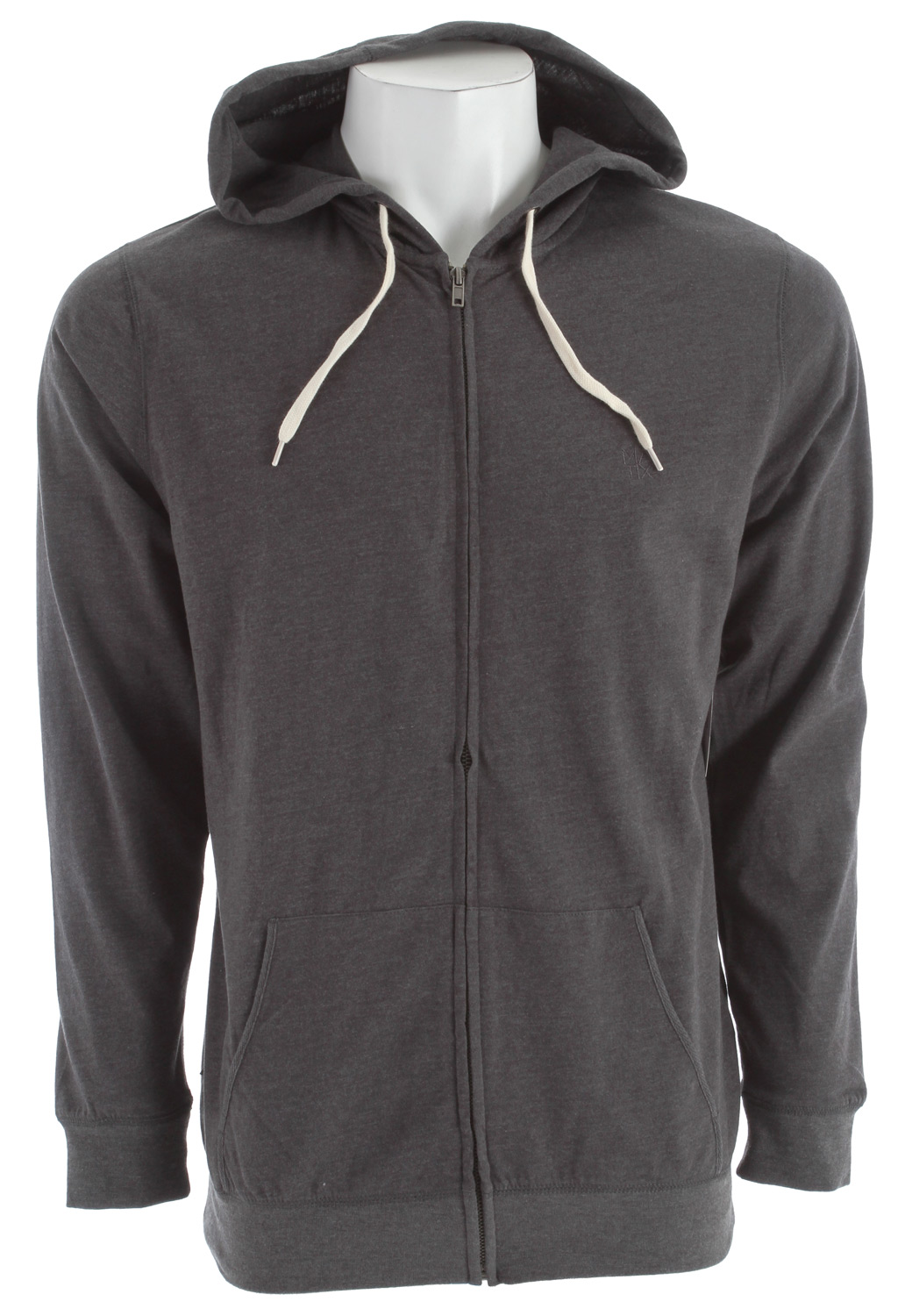 Key Features of the Matix Builders Zip Hoodie: 65% cotton/35% polyester jersey Comfortable, simple & lightweight Bottom pockets Embroidery at chest & Matix labeling - $31.95