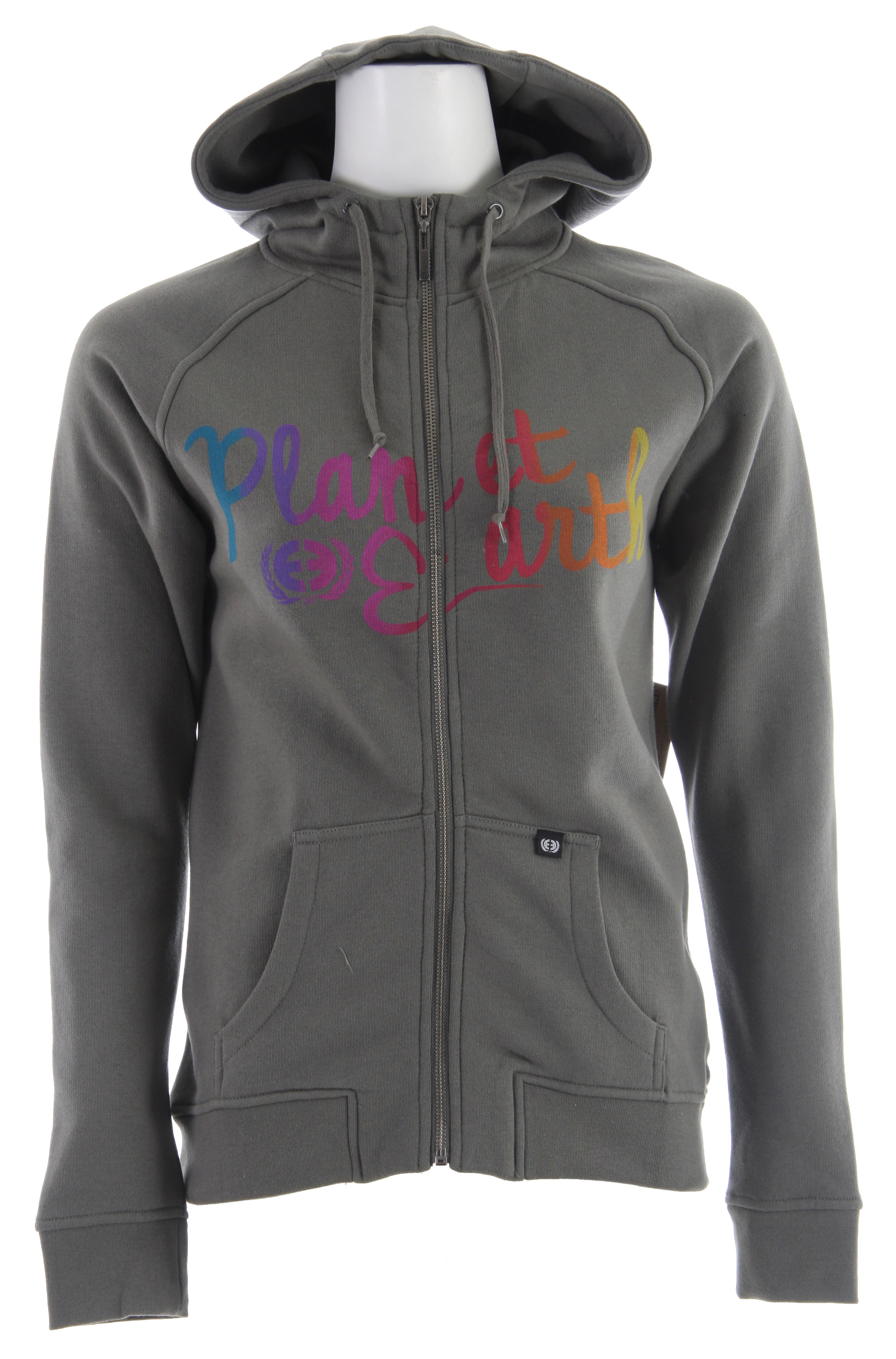 Key Features of the Planet Earth Prism Hoodie:Modern sweatshirt fleece hoodie with Planet Earth graphic print 60% Organic Cotton Yarn blended with 40% Recyclable Virgin Poly Yarn. All embellished with Eco-Friendly inks and embellishments. - $33.95